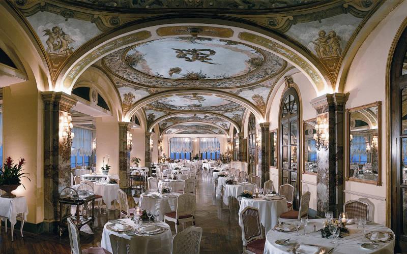 Grand Hotel Excelsior Vittoria Sorrento Va Piano Travel