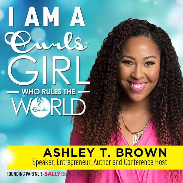 Ashley is a Celebrity Expert Mentor for this event.  This is a private event.