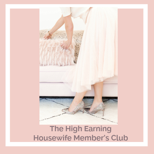 The High Earning Housewife Member's Club - (For Married & Single Women)