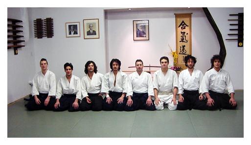 Uchi-deshis • 2005 - Kevin // Sahar // Luis // Kim // Luke // Gavin // Noam // Dani