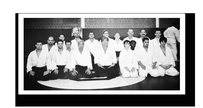 USA  • Doshu  //  Yamada Sensei - 2000