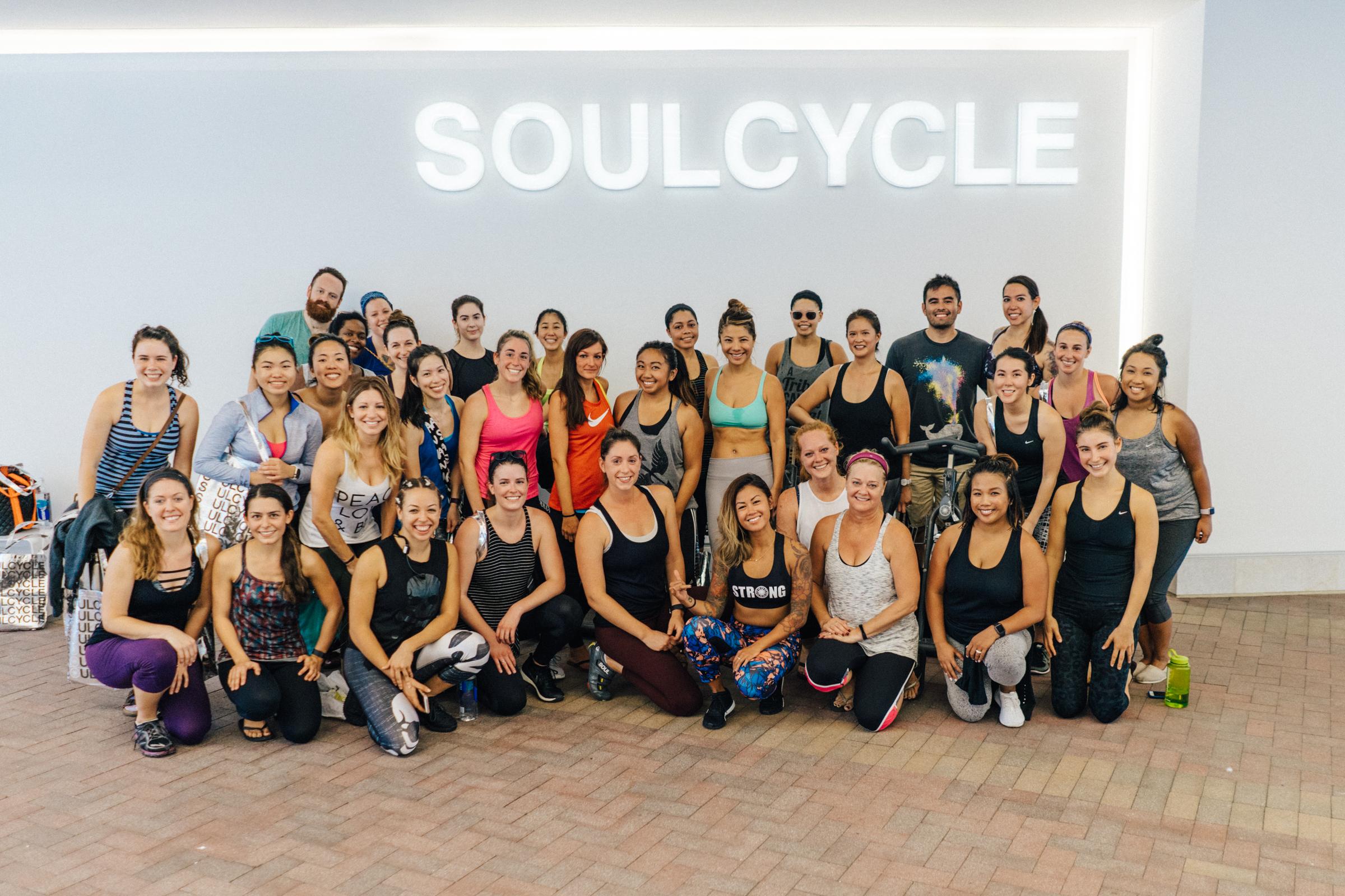 SOULCYCLE x GOFITJO || 09.24.2016