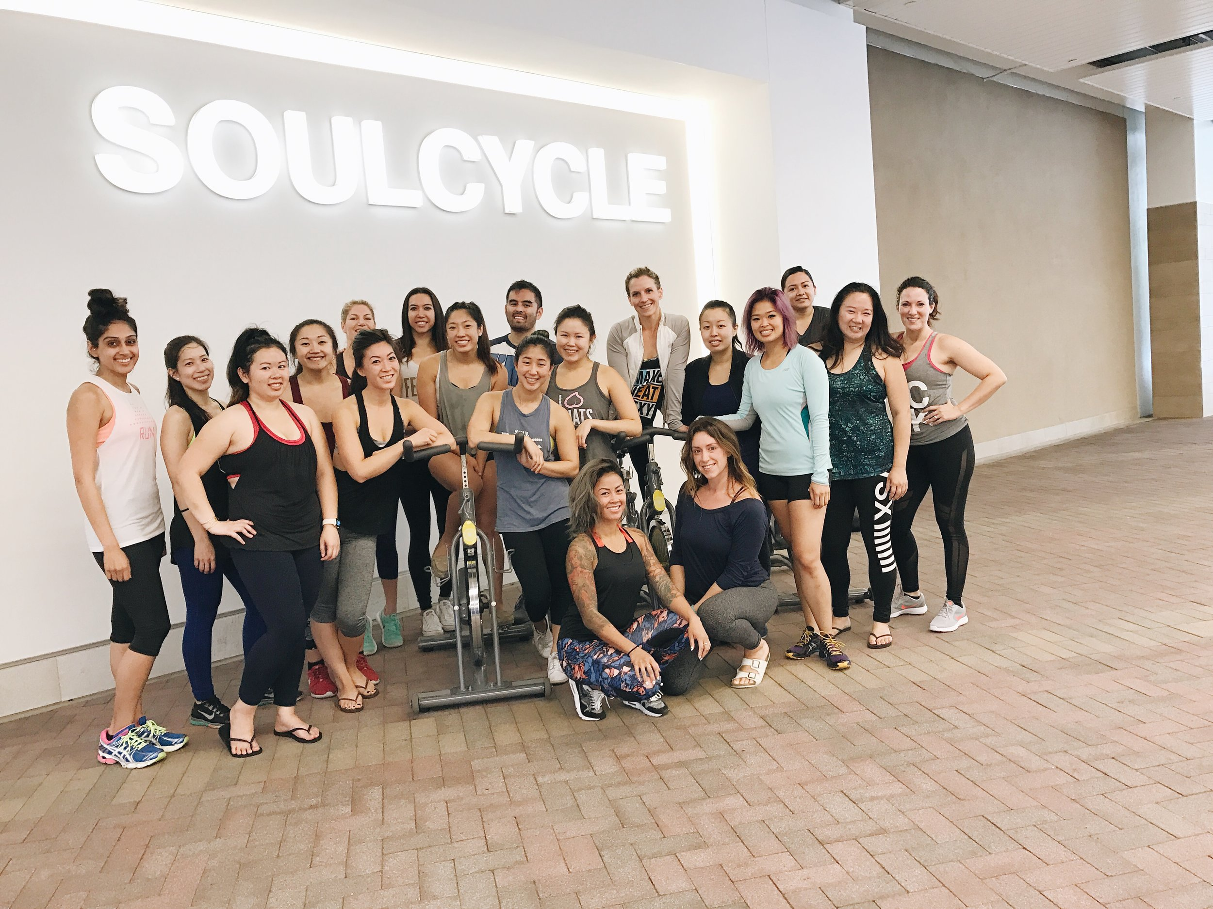 SOULCYCLE || 10.23.2016