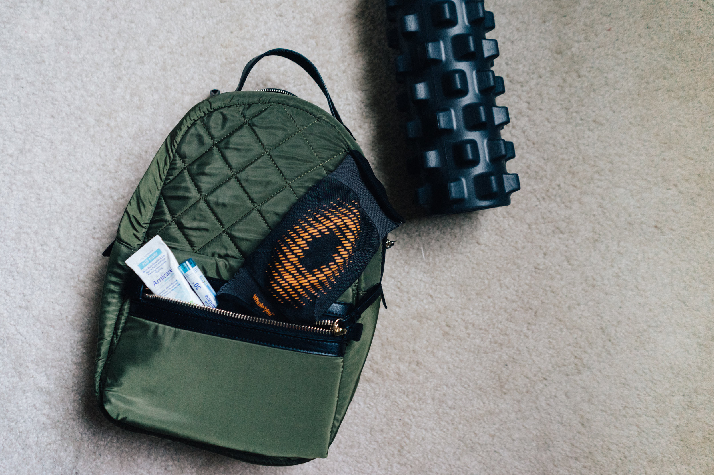 backpack by  Sol and Selene