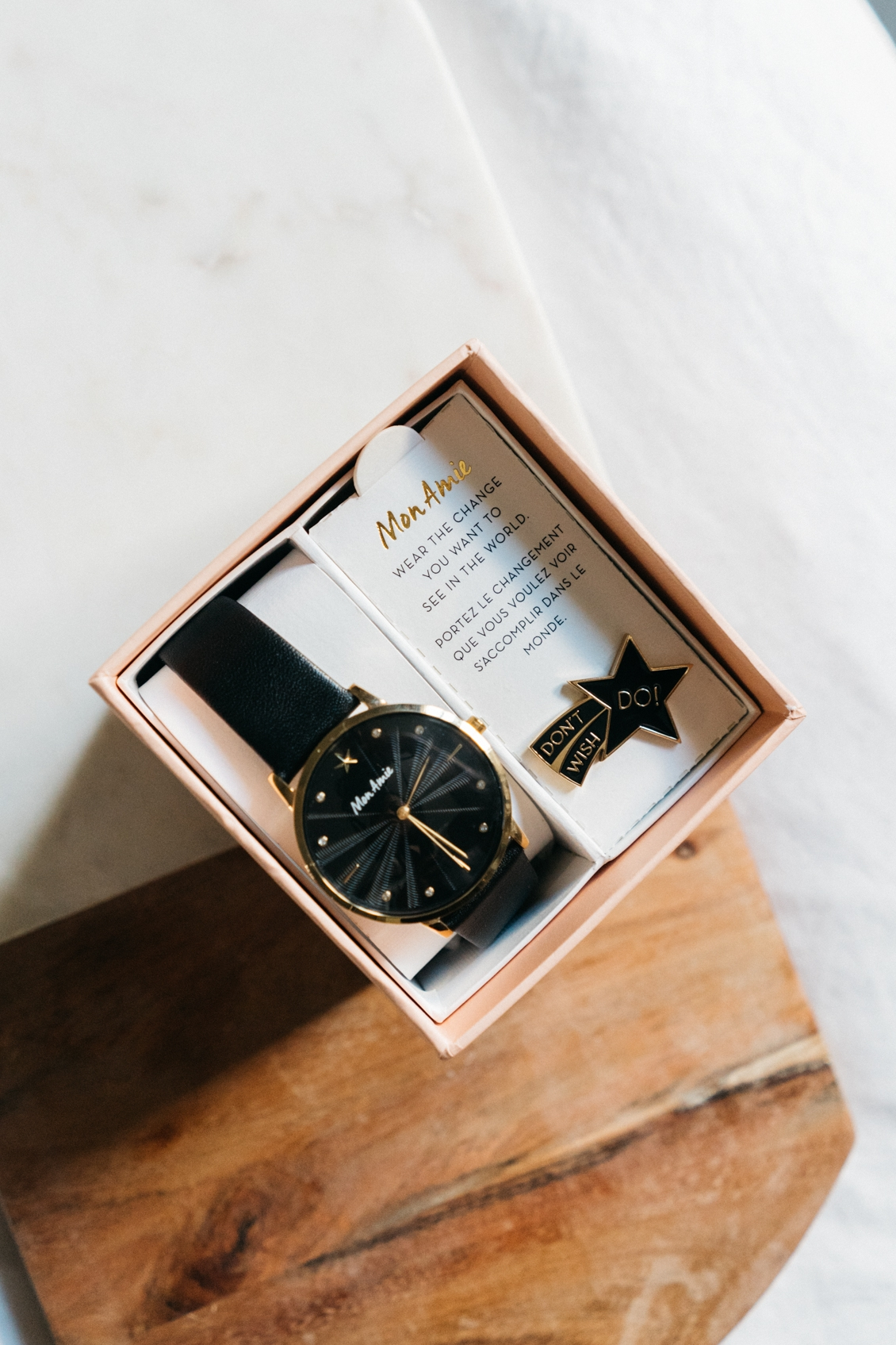 GIVE- AWAY - MON AMIE WATCH