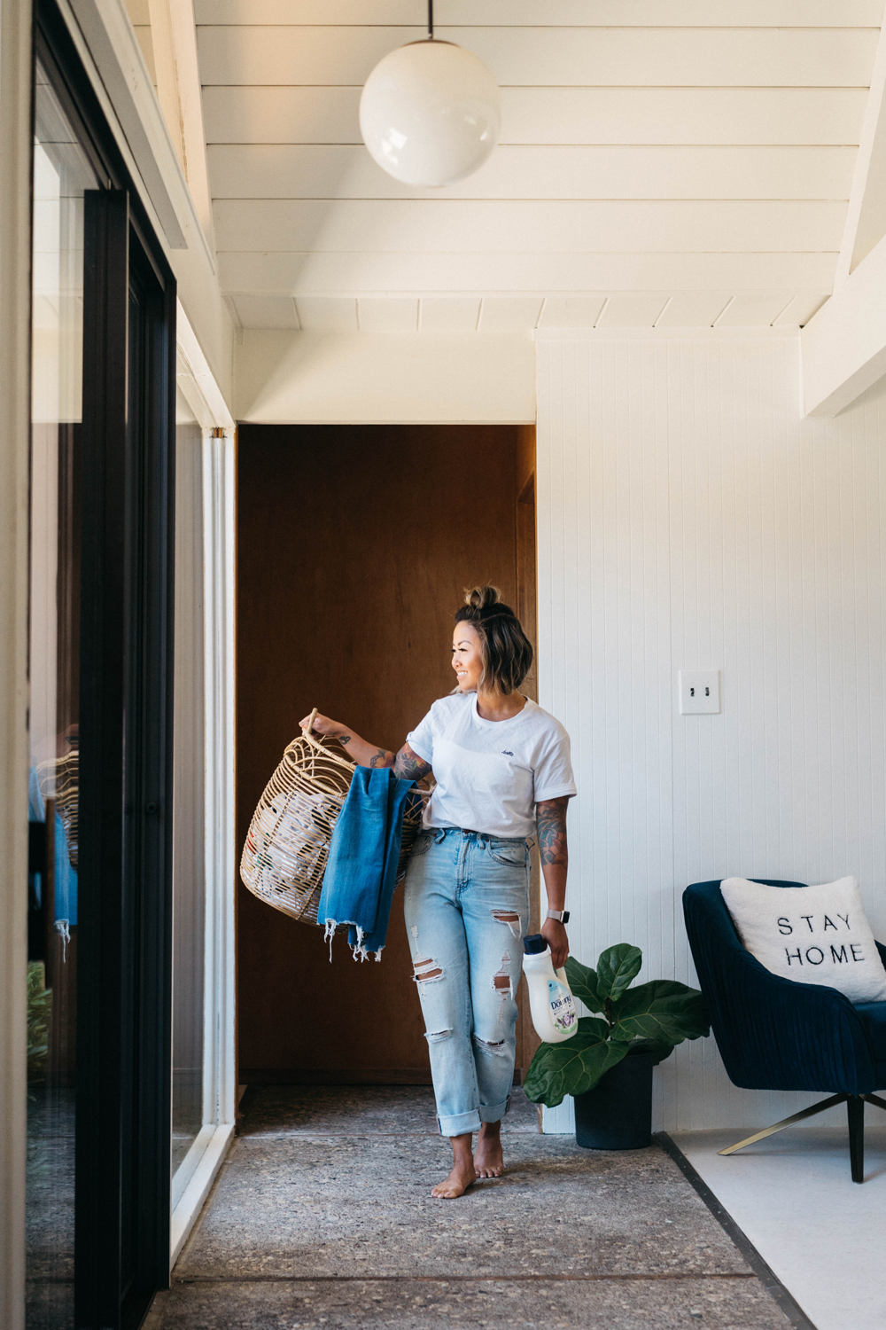 How I Care For and Organize my Clothes by Joanne Encarnacion