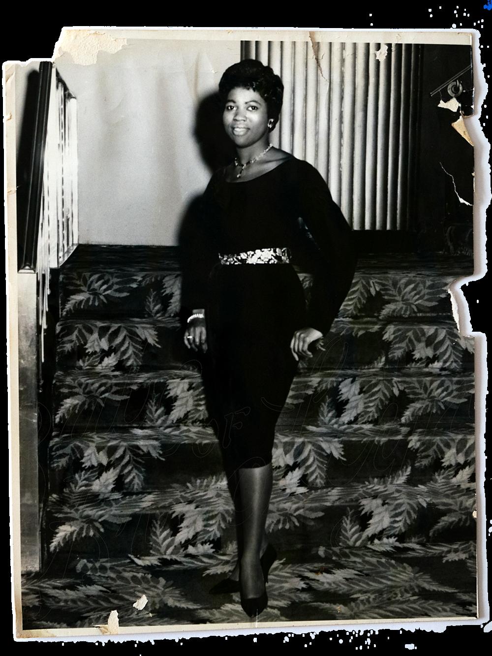 Mom BKLYN 1964