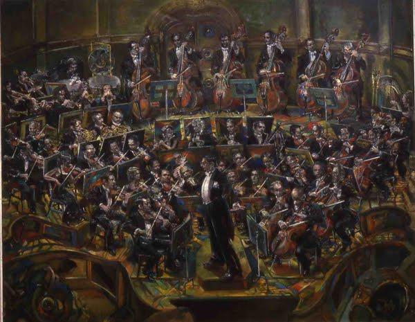 """Henry Schwartz, """"Budget Symphony"""", 1978."""