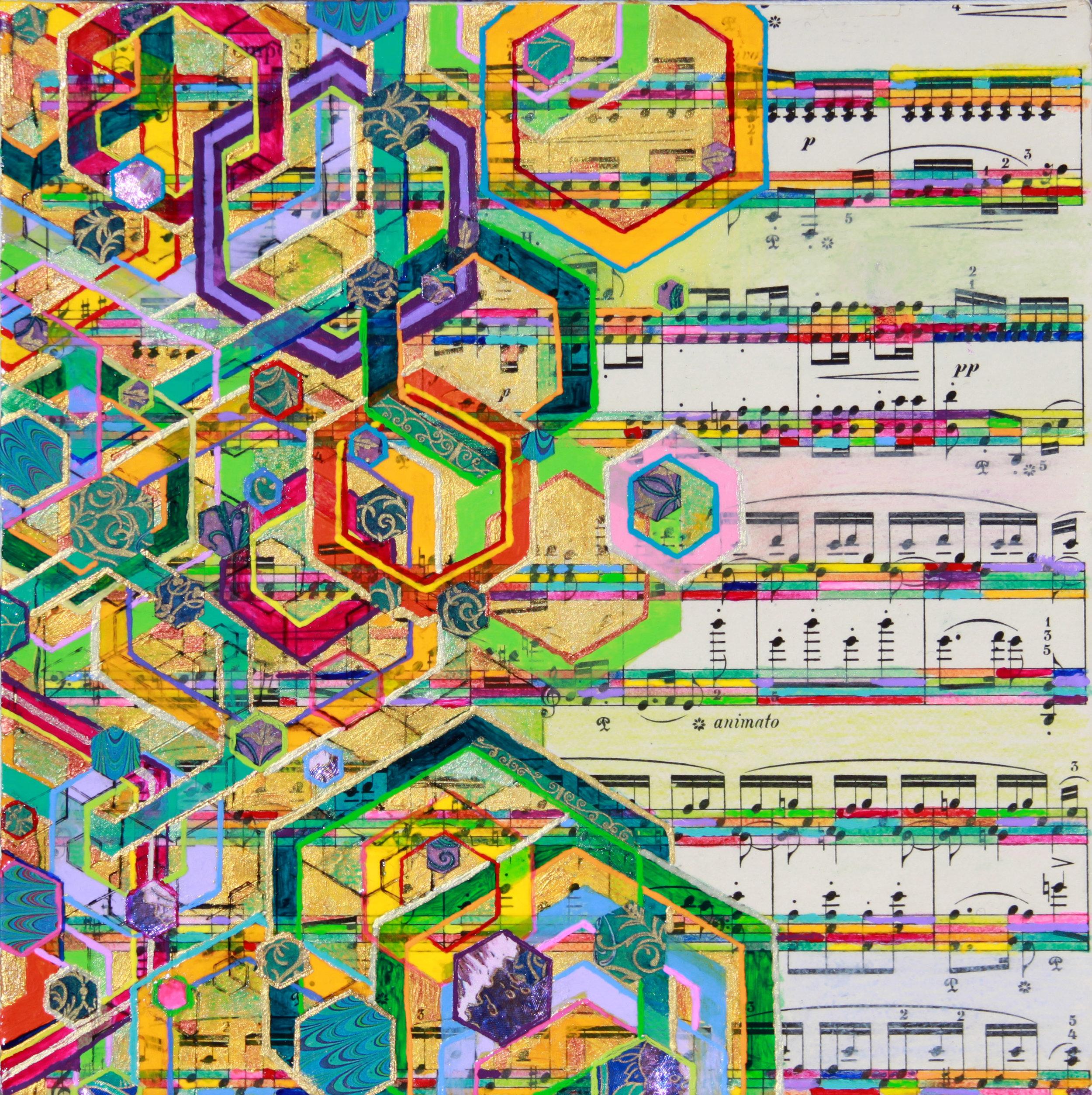 Schumann Overwhelmed