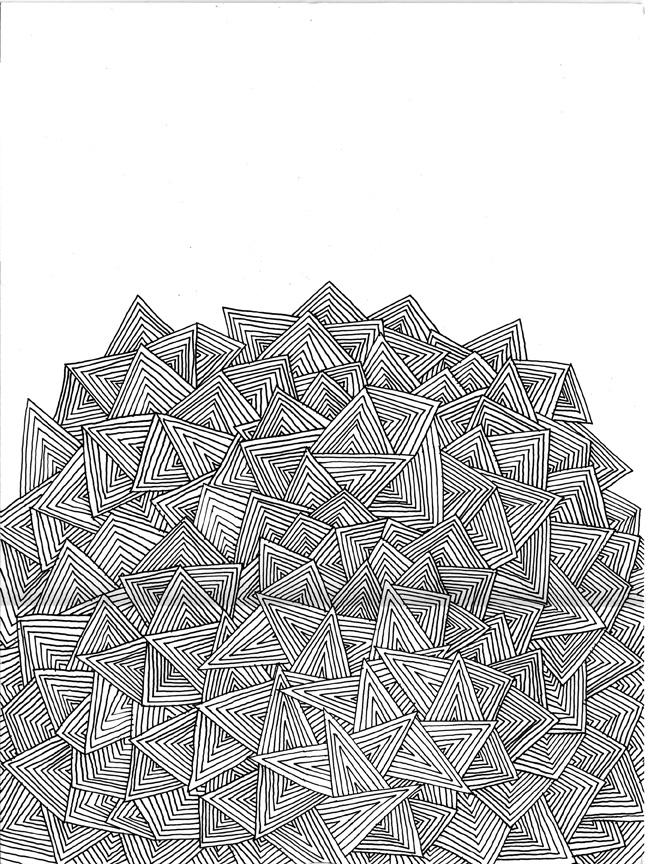 Thorn Pile