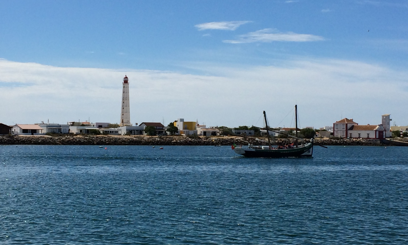 Behold Ilha do Farol in all its glory!