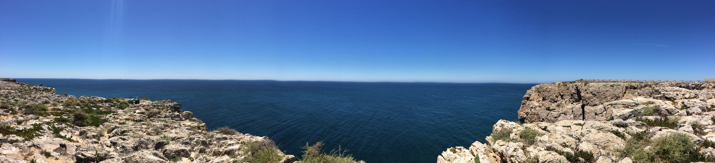 The very edge of Europe, and for many generations the edge of the world.