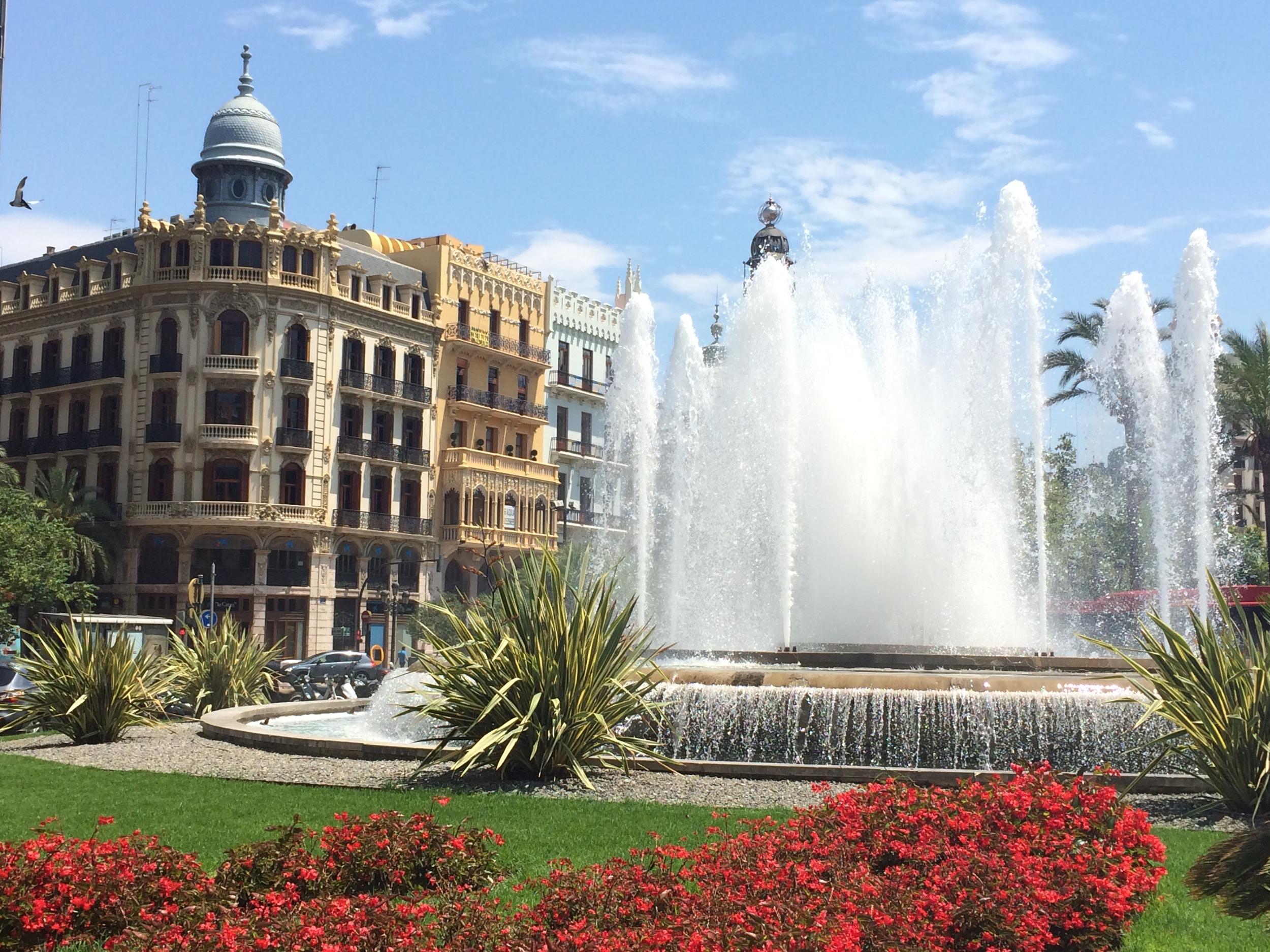 Plaça de l'Ajuntament, Valencia