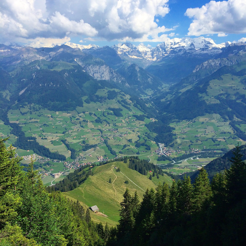 Niesen Mountain, Switzerland