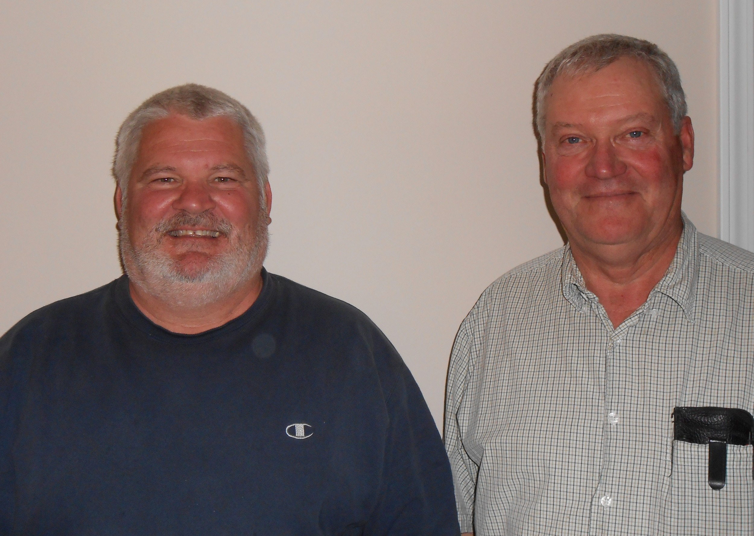 Don and Ron Ladage – Chatham, IL