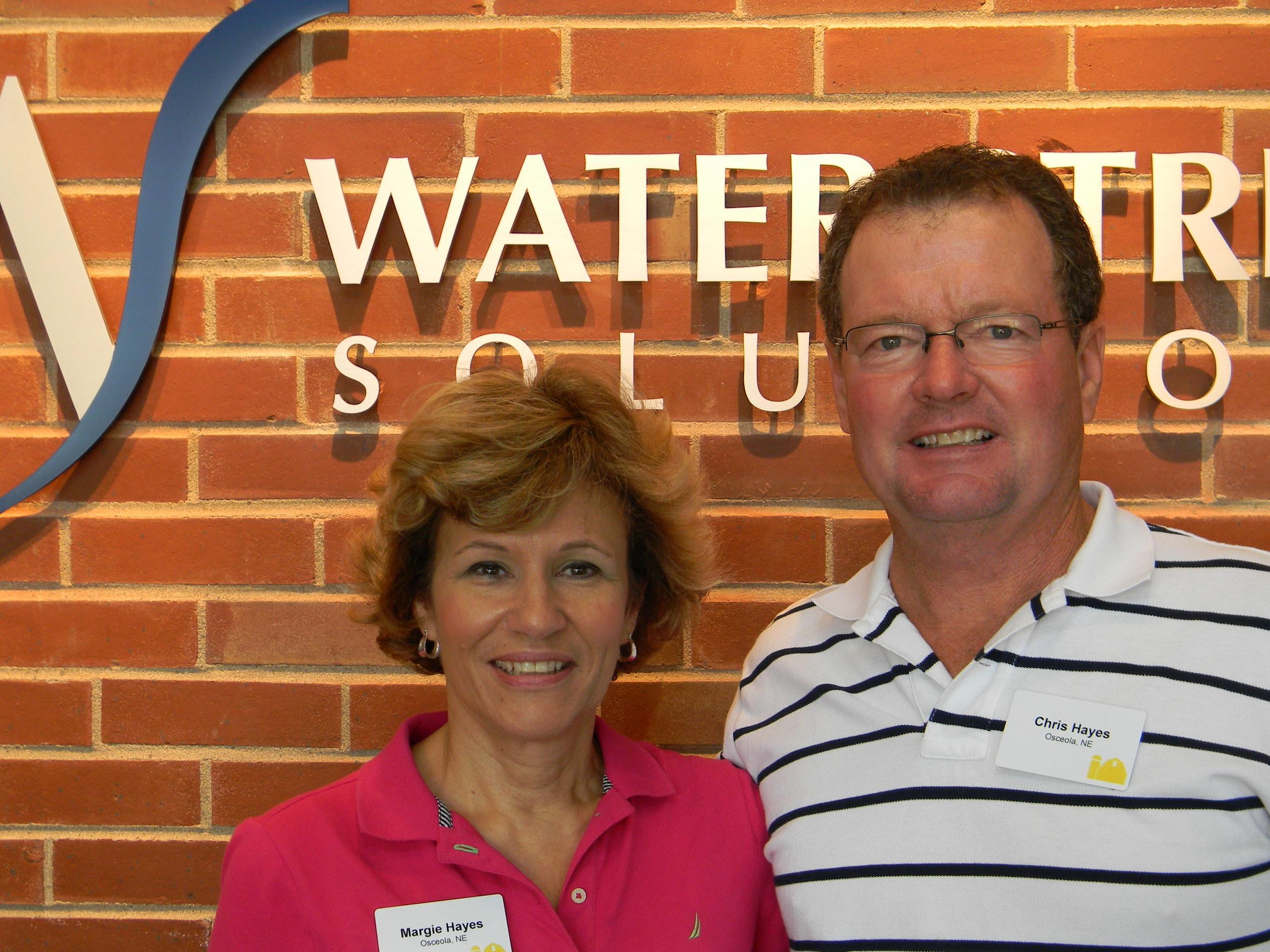 Chris and Margie Hayes – Osceola, NE