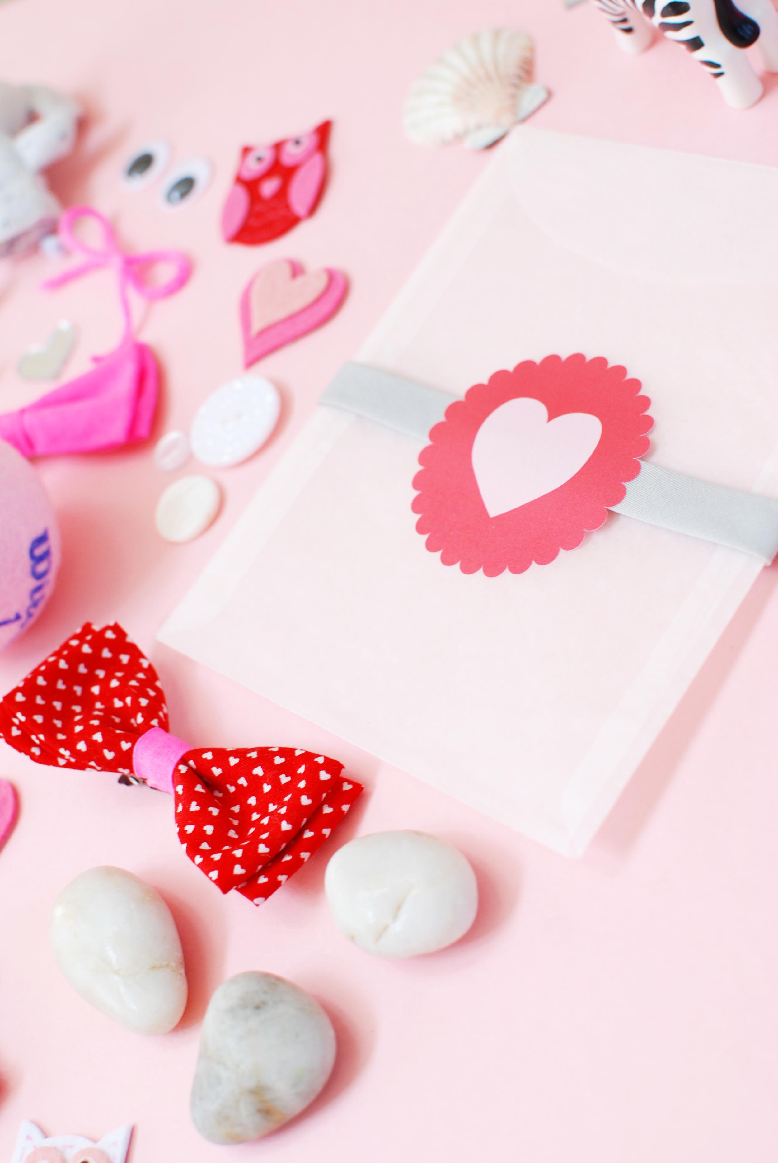Minted Valentine's Day Allergy Friendly