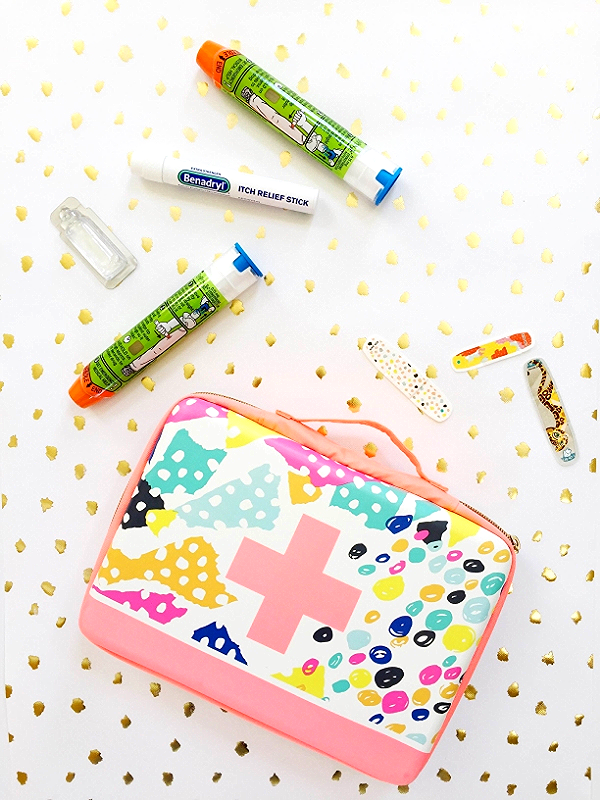 Food Allergy EpiPen Bag