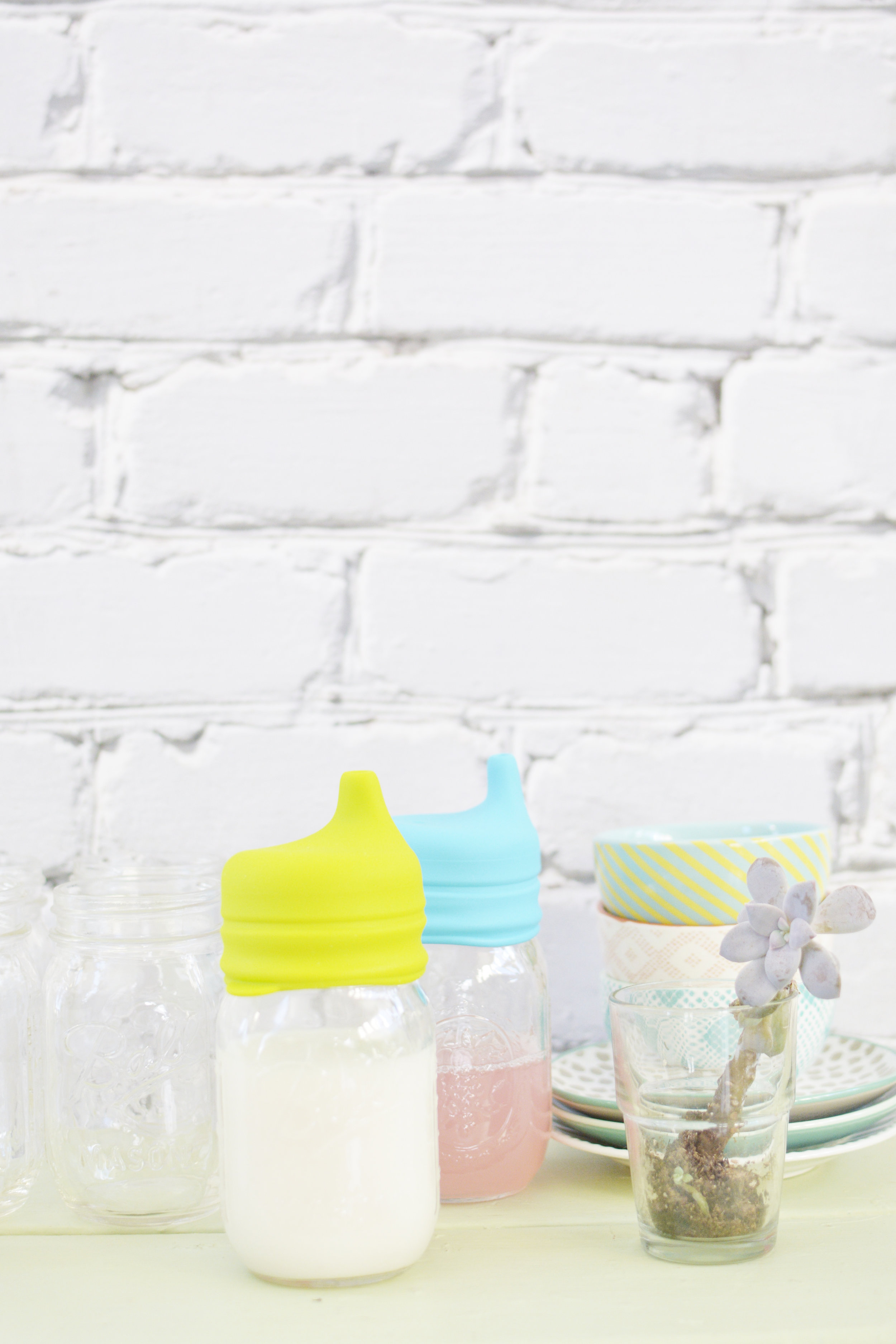 Kitchen organization sippy cups