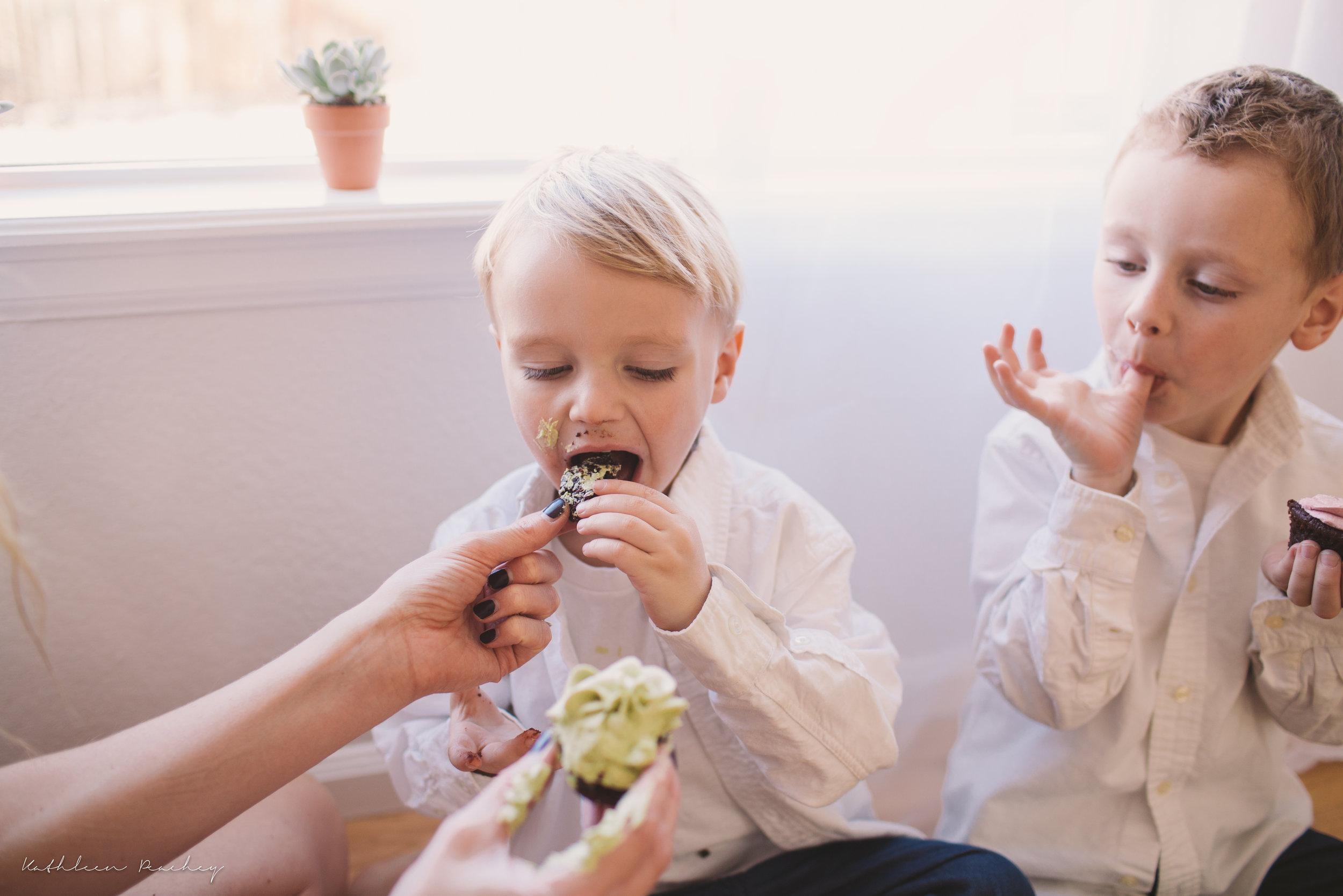Gluten free cupcakes
