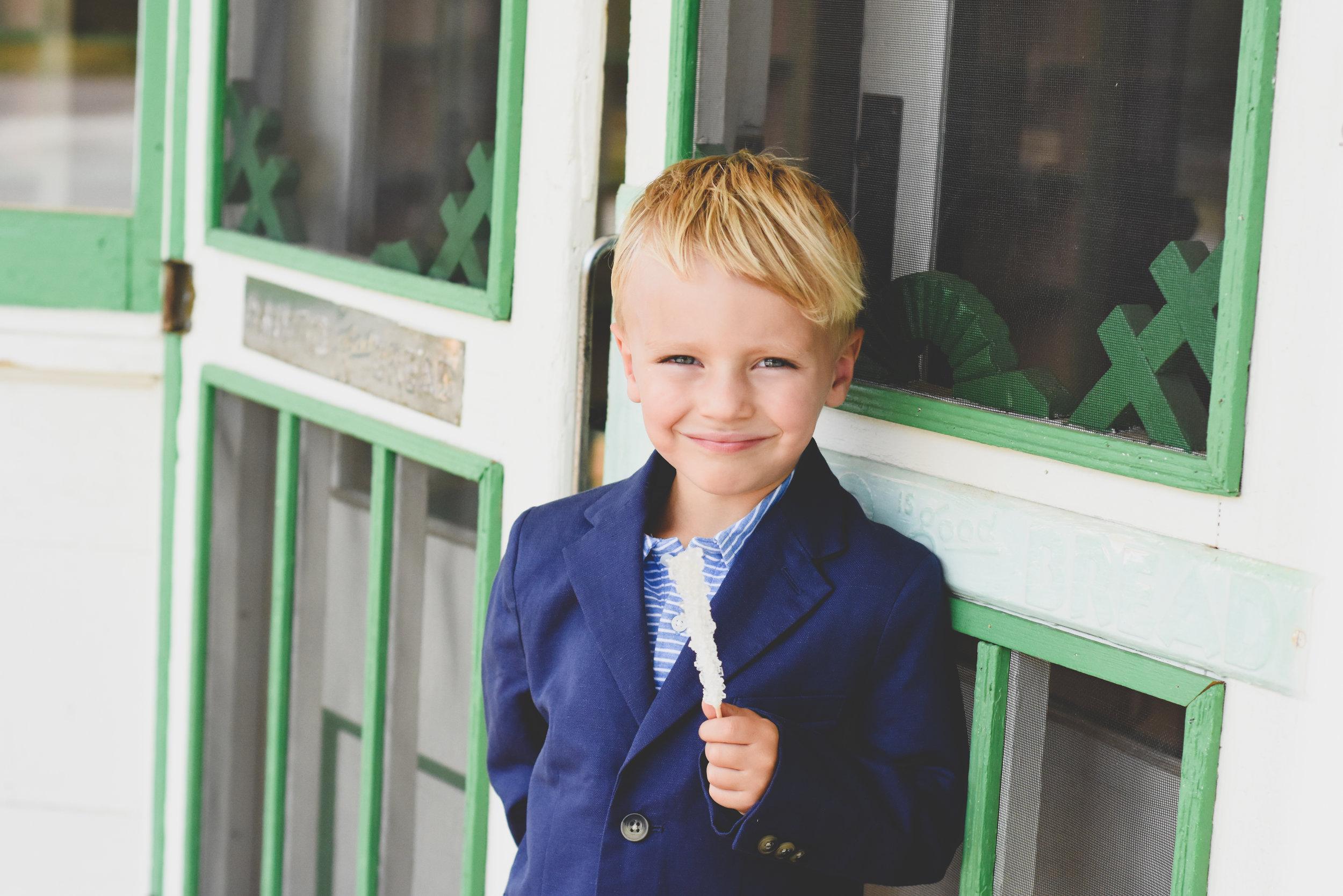 dapper boy style