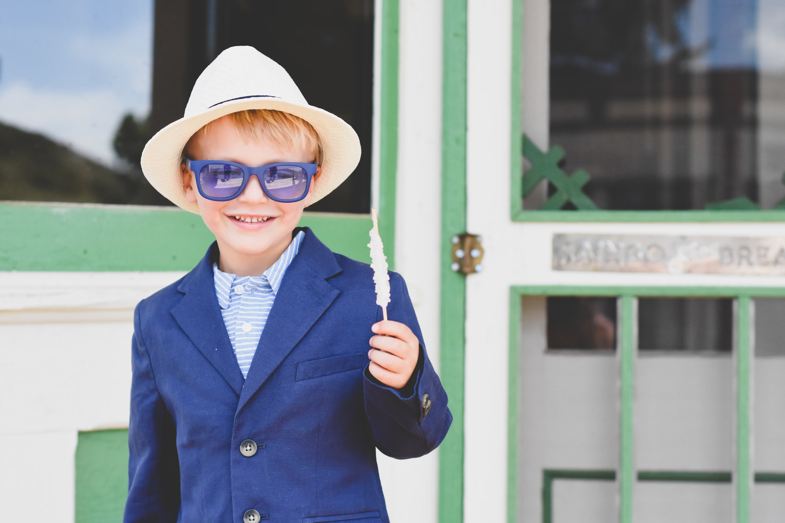 little boy style: dapper outfits with Janie and Jack