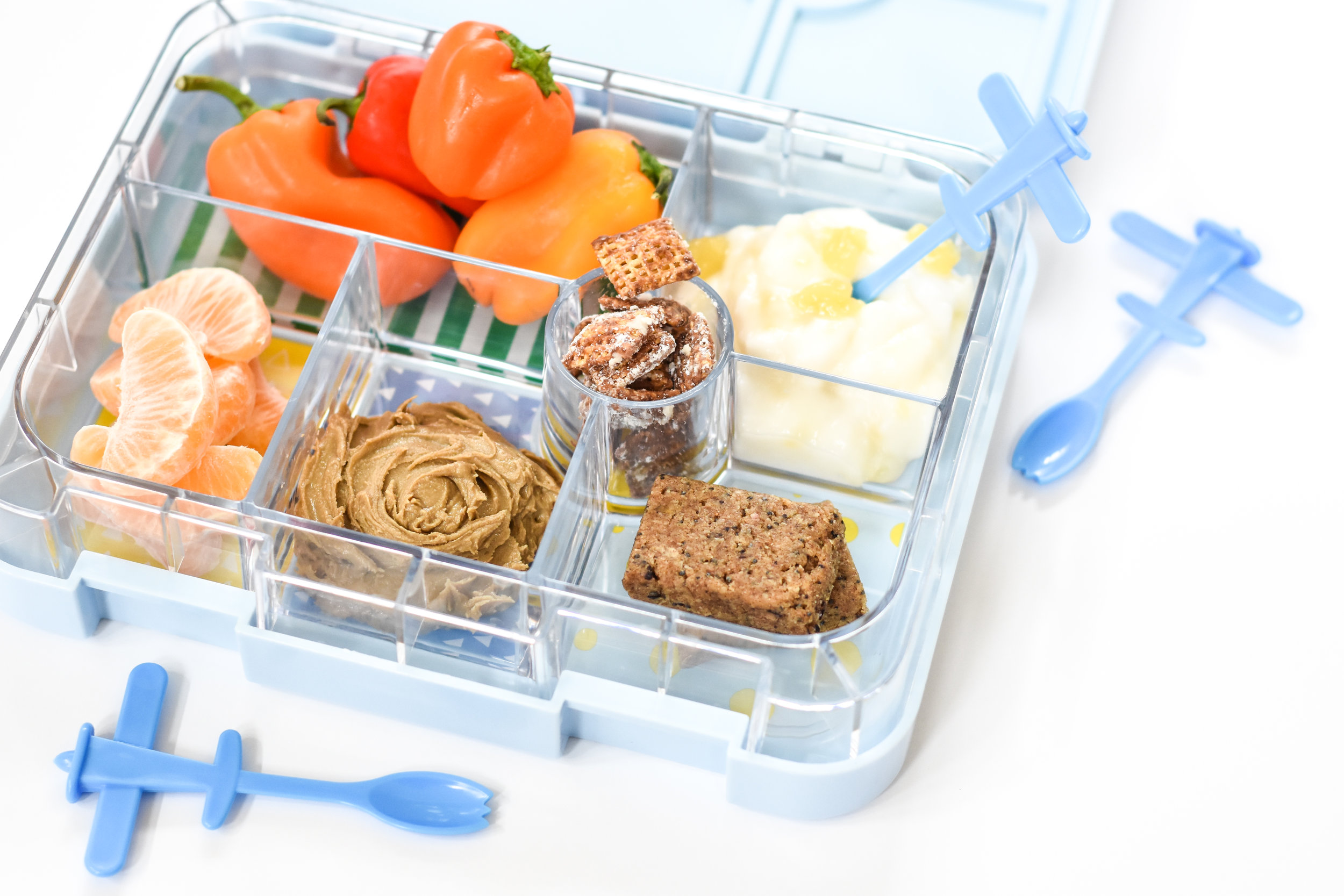 lunchbox ideas: allergy friendly nut free lunch box