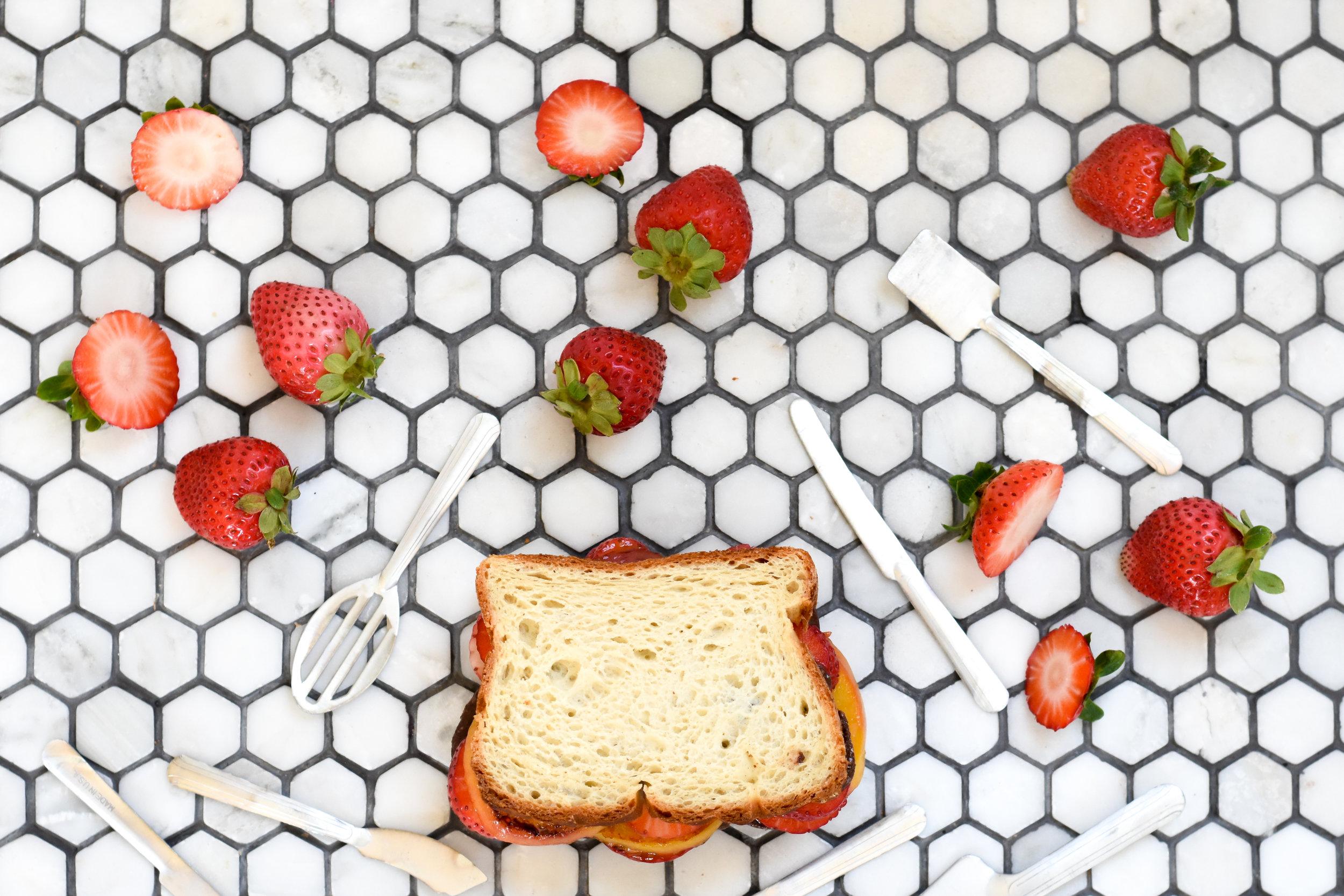 ultimate gluten free back to school sammie