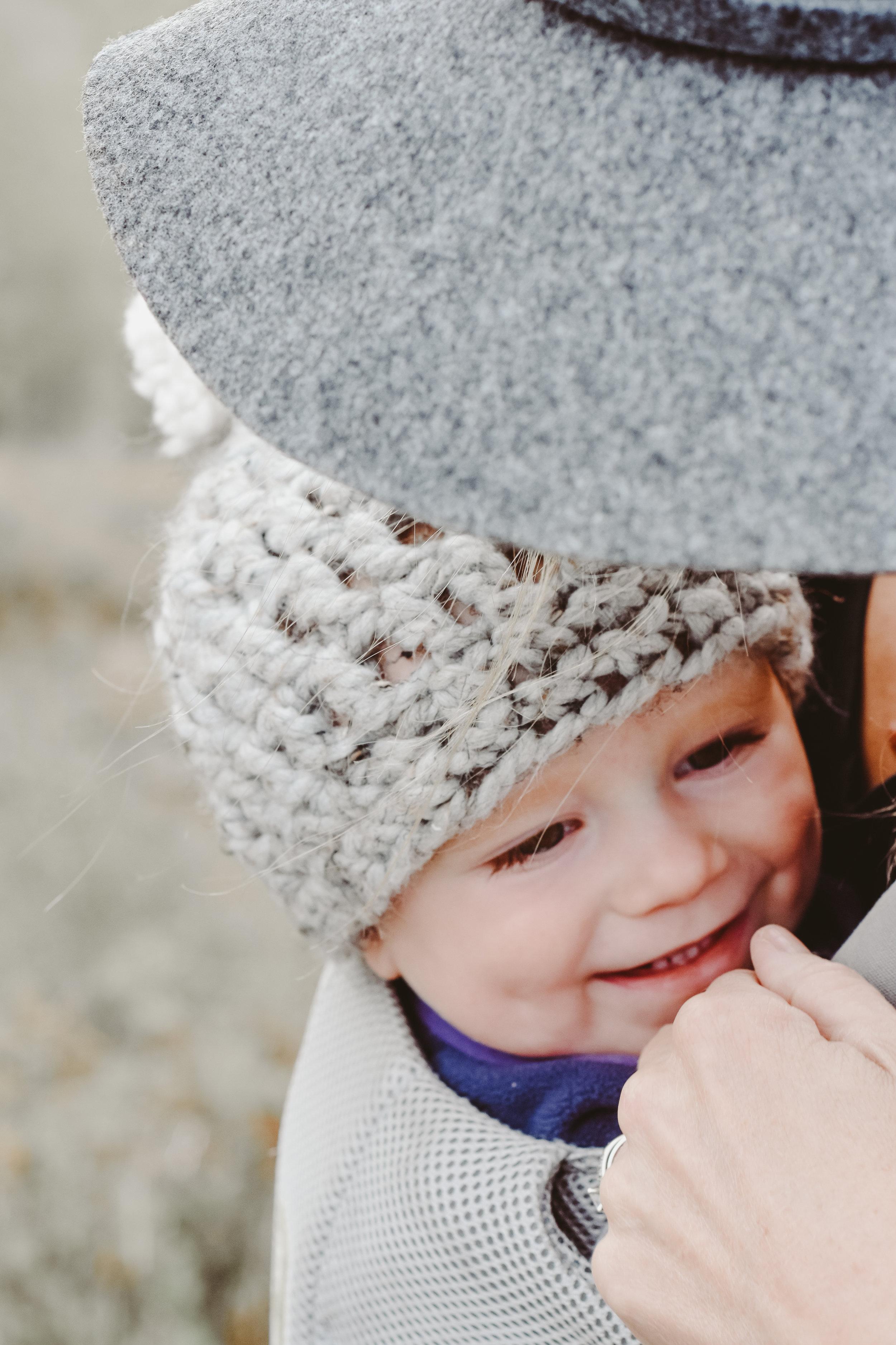 5 Tips for beginner Baby wearing