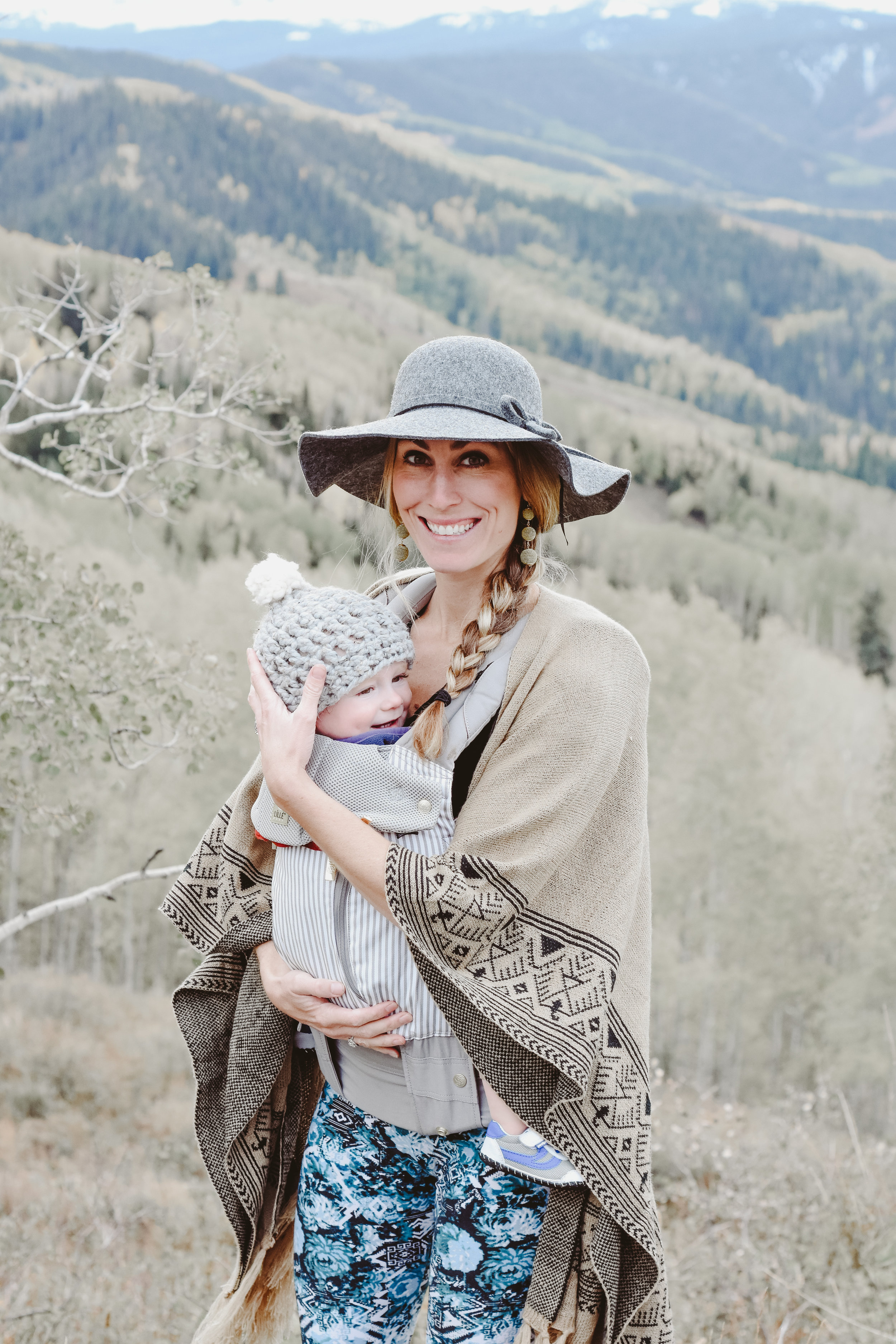 5 tips for the baby wearing beginner