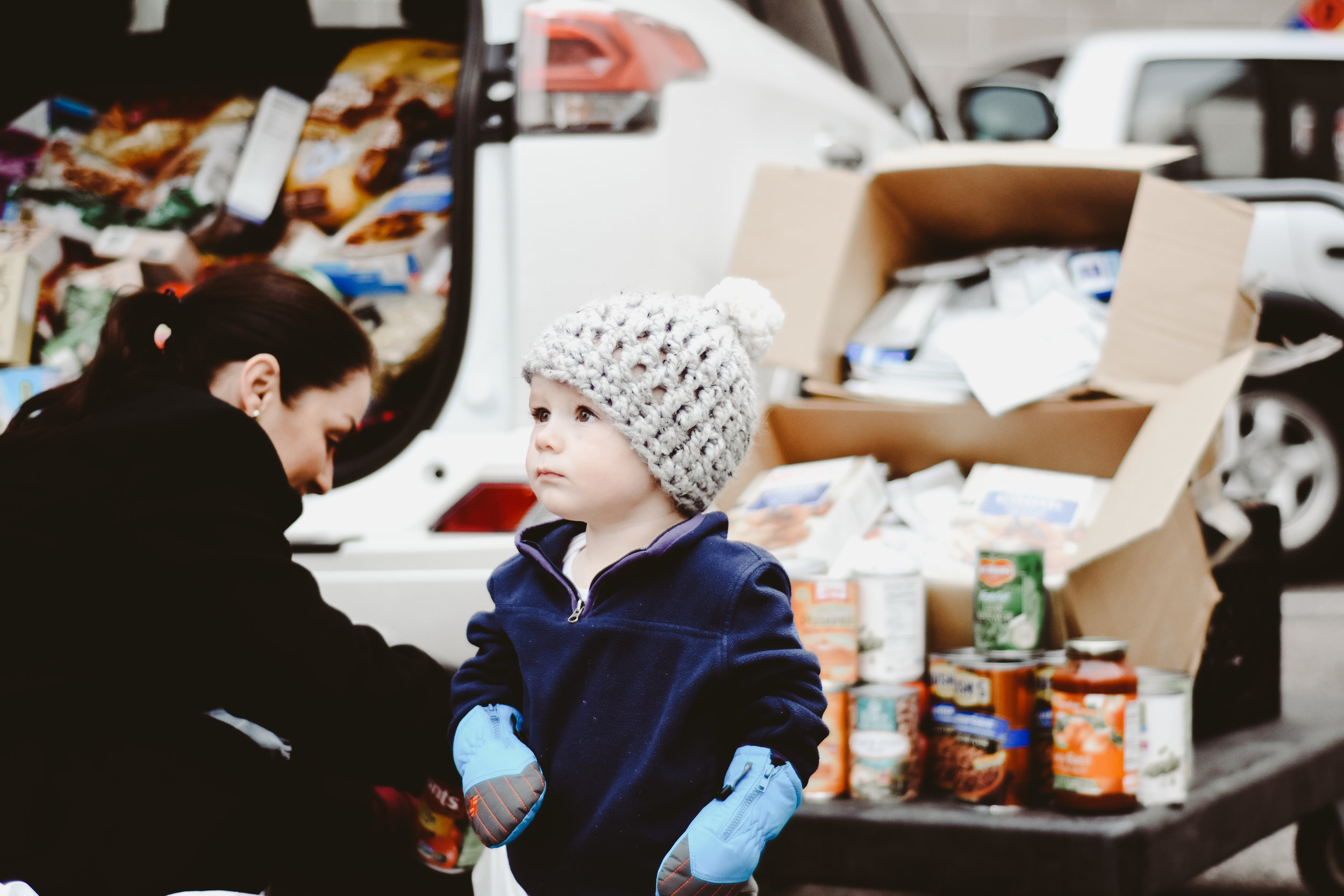 Season of Giving at the Denver Rescue Mission
