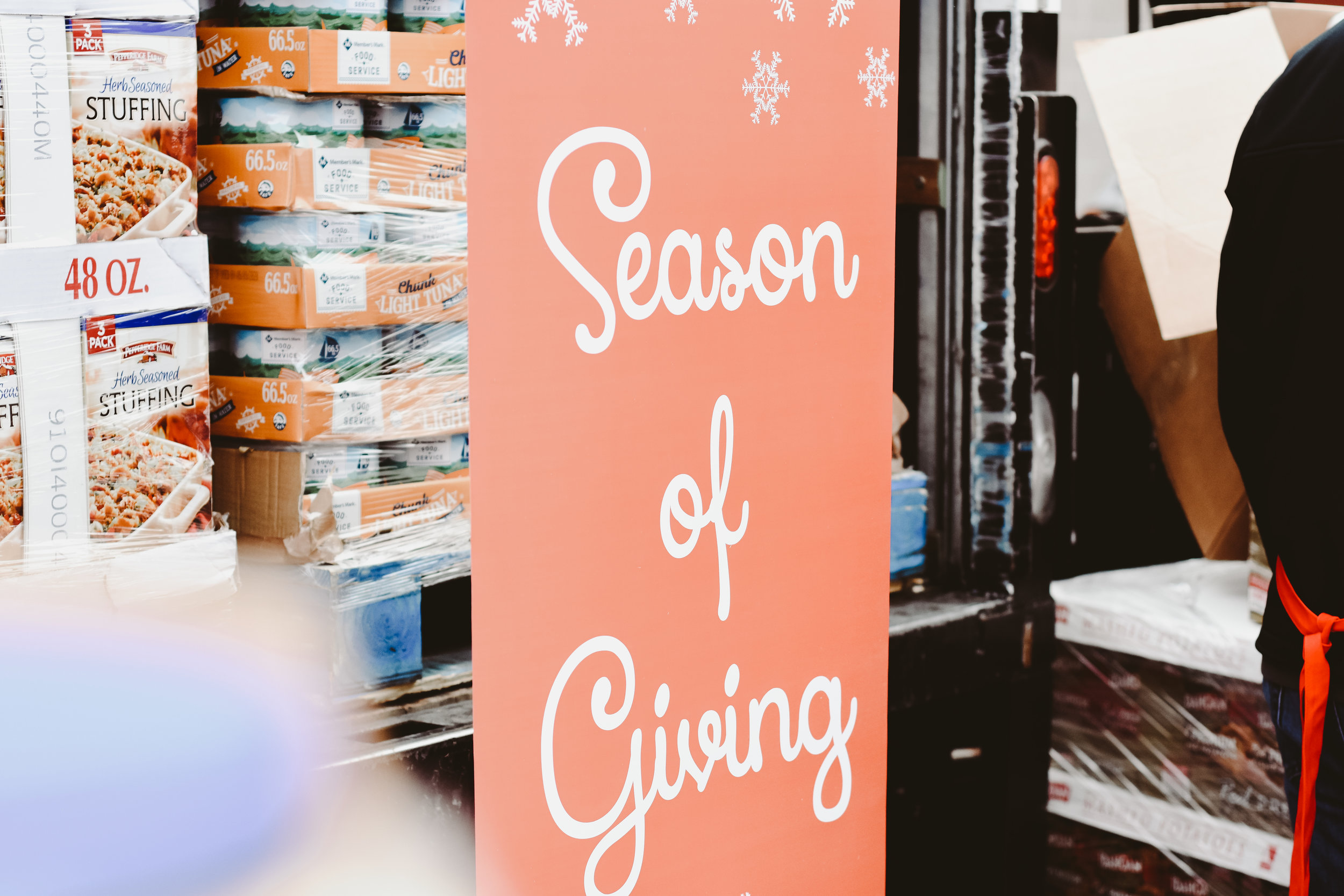 Donate this season of giving with Toyota