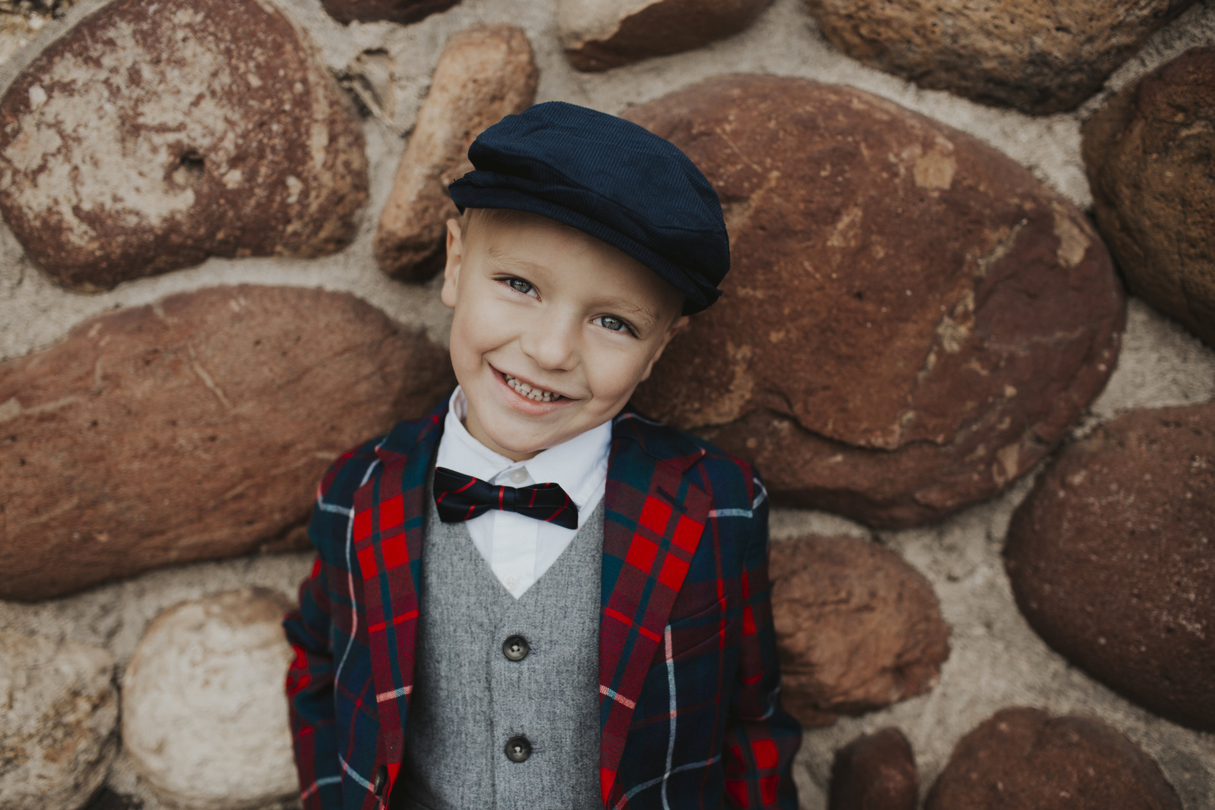 Dapper Boy Style with Janie and Jack