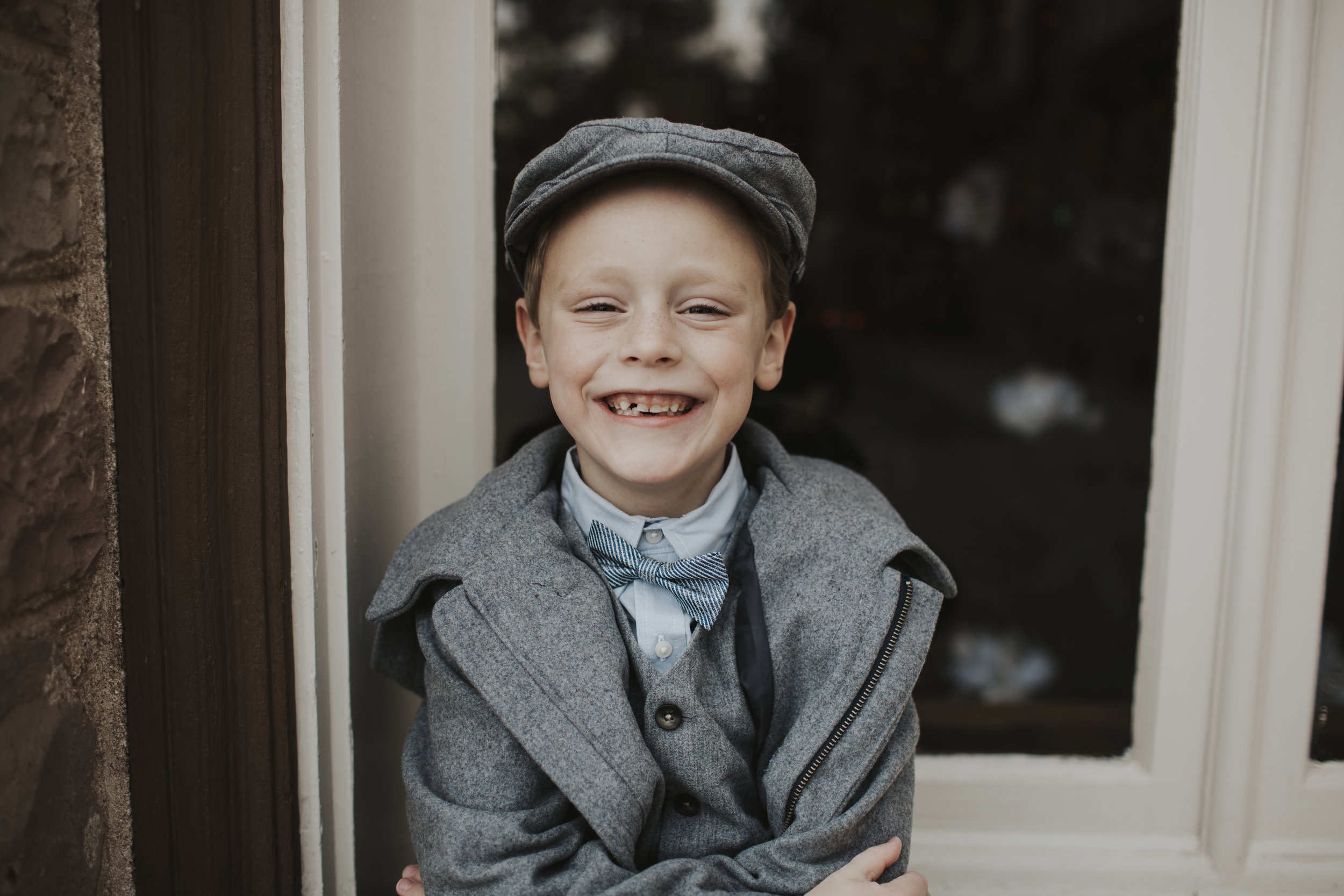 Boys style guide with Janie and Jack