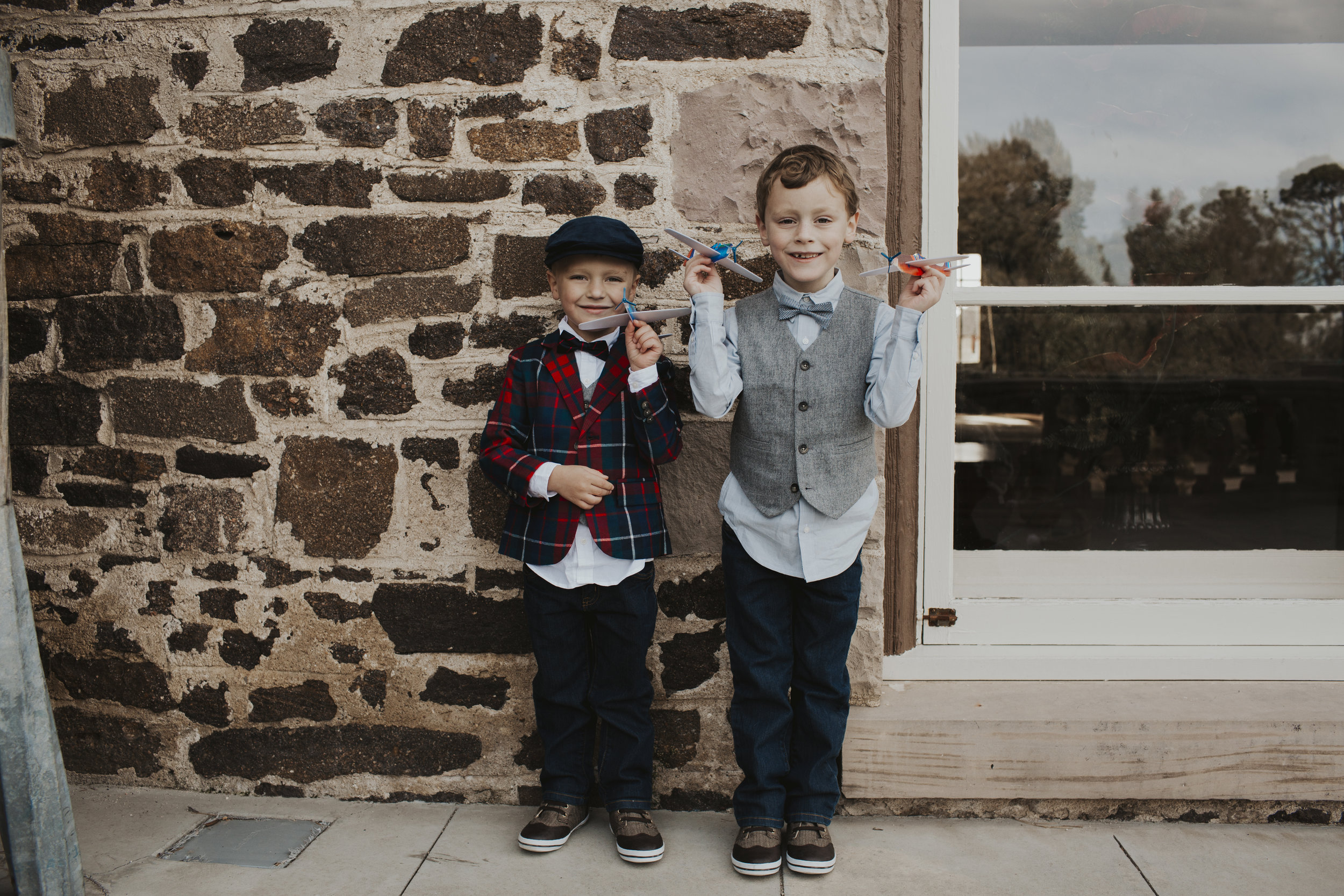 Dapper style tips with Janie and Jack