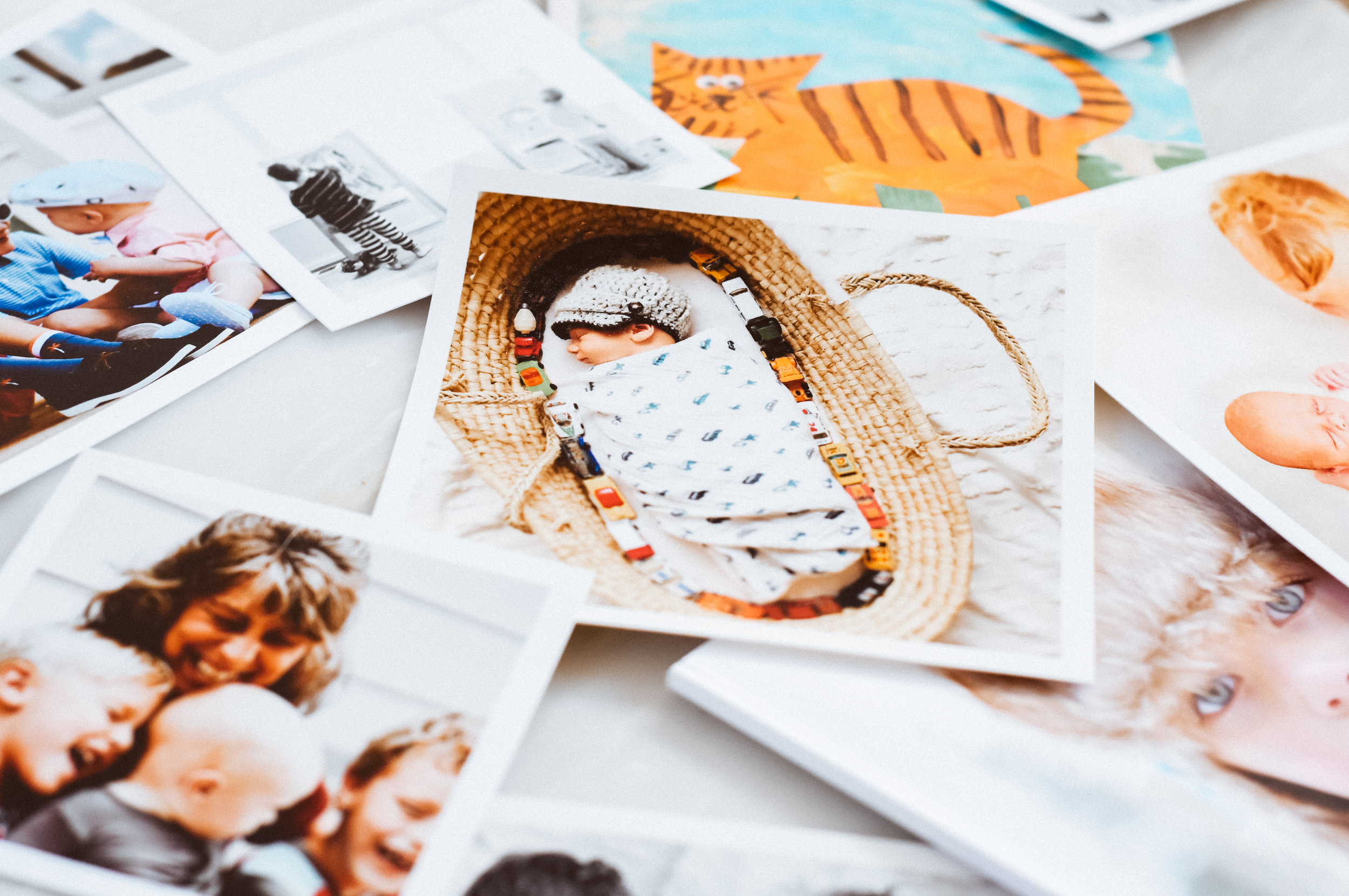 Printing iphone photos