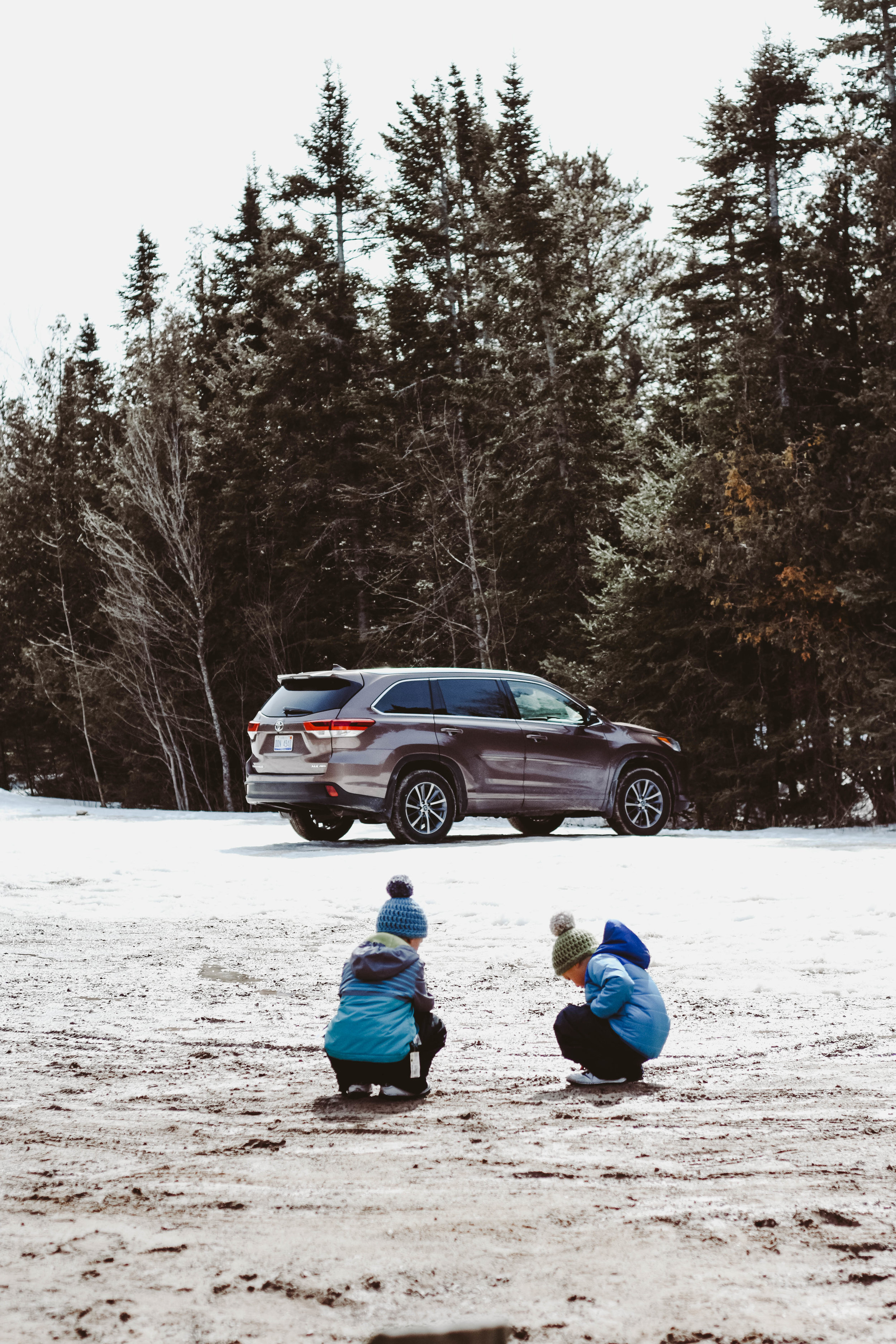 Best family vehilcle with Toyota Highlander in Traverse City, Michigan