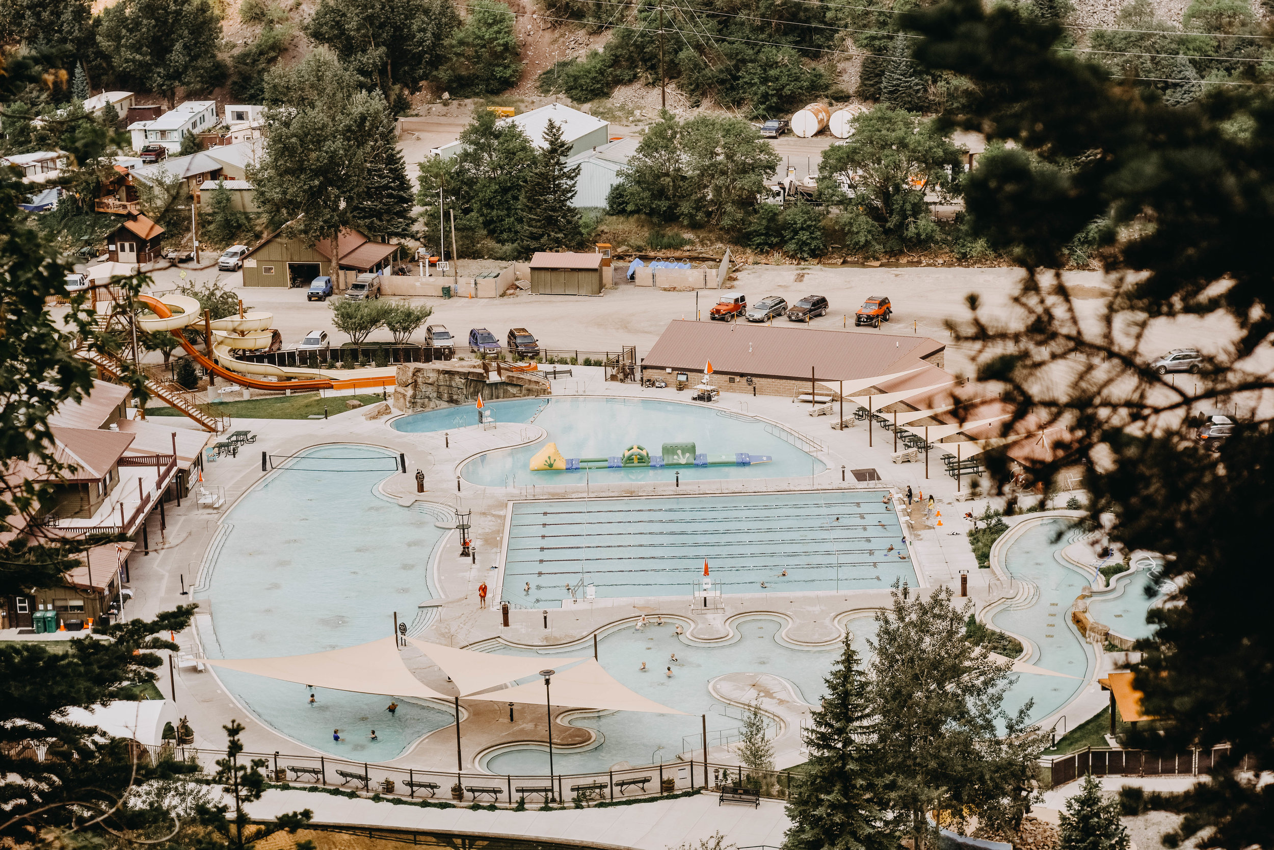Ouray Hot Springs> Top places to visit with kids in Colorado