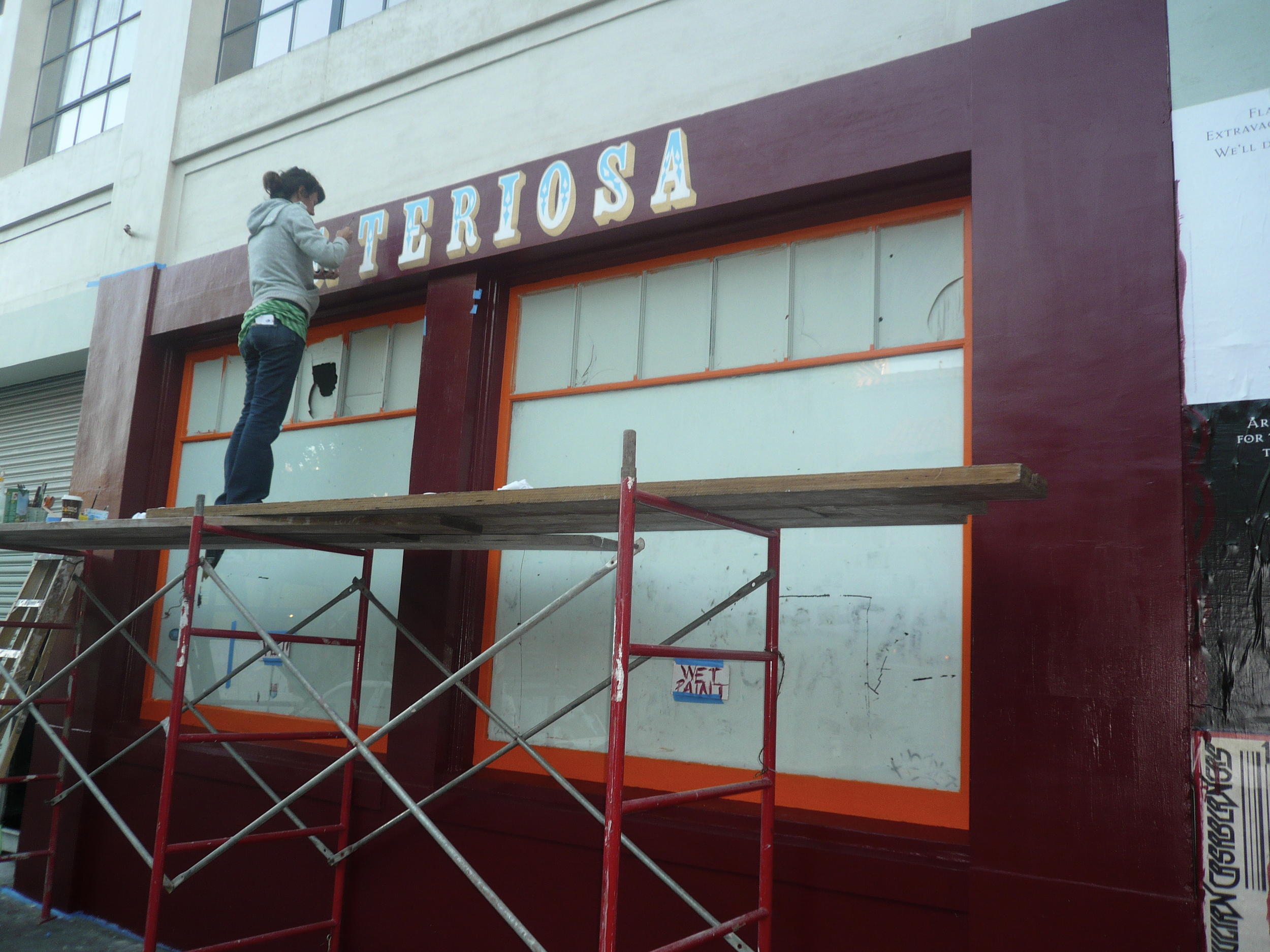 """Ms.Teriosa Project"""