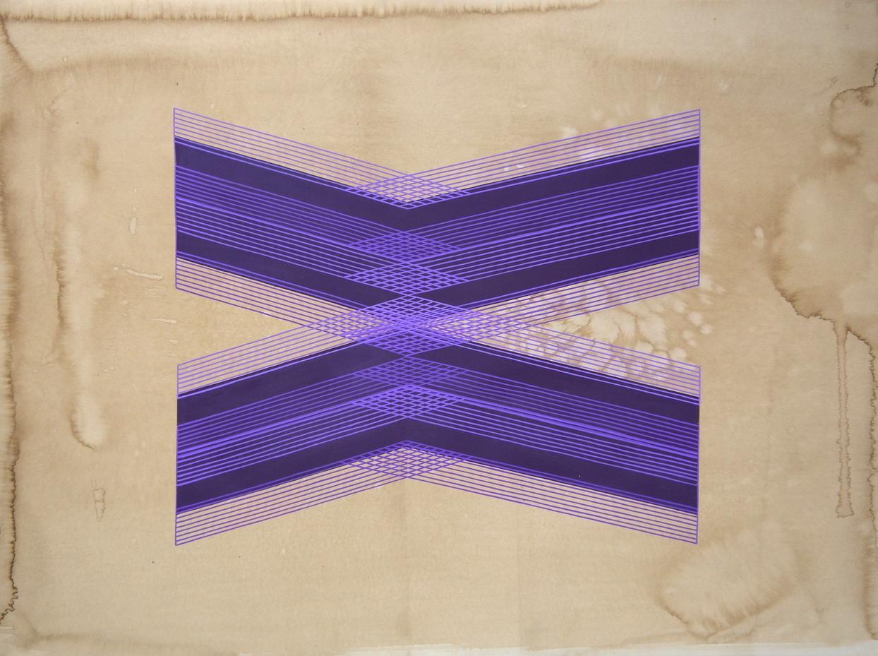 Solid/Blur (purple)