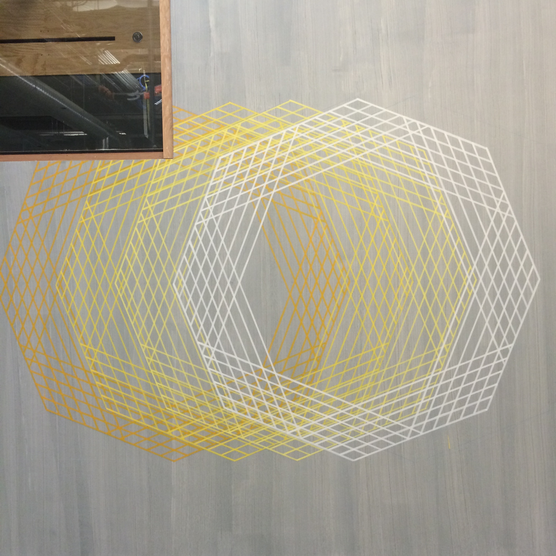 Octagons (detail)