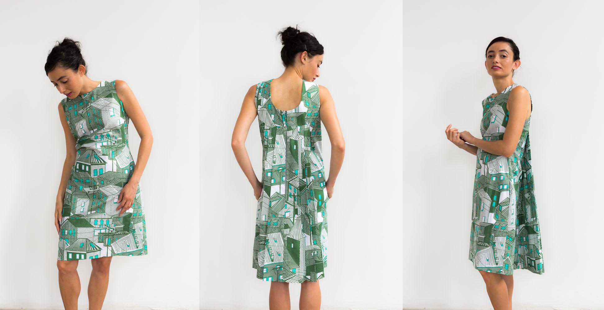 Alewa Watteau Dress