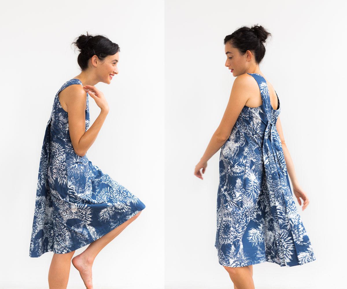Tofino Wattteau Dress