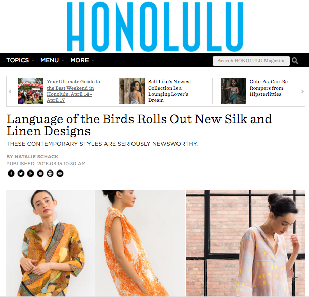 honolulu-Hawaii-Silk-linen-modern-traditional-dresses-printed-clothing-fashion
