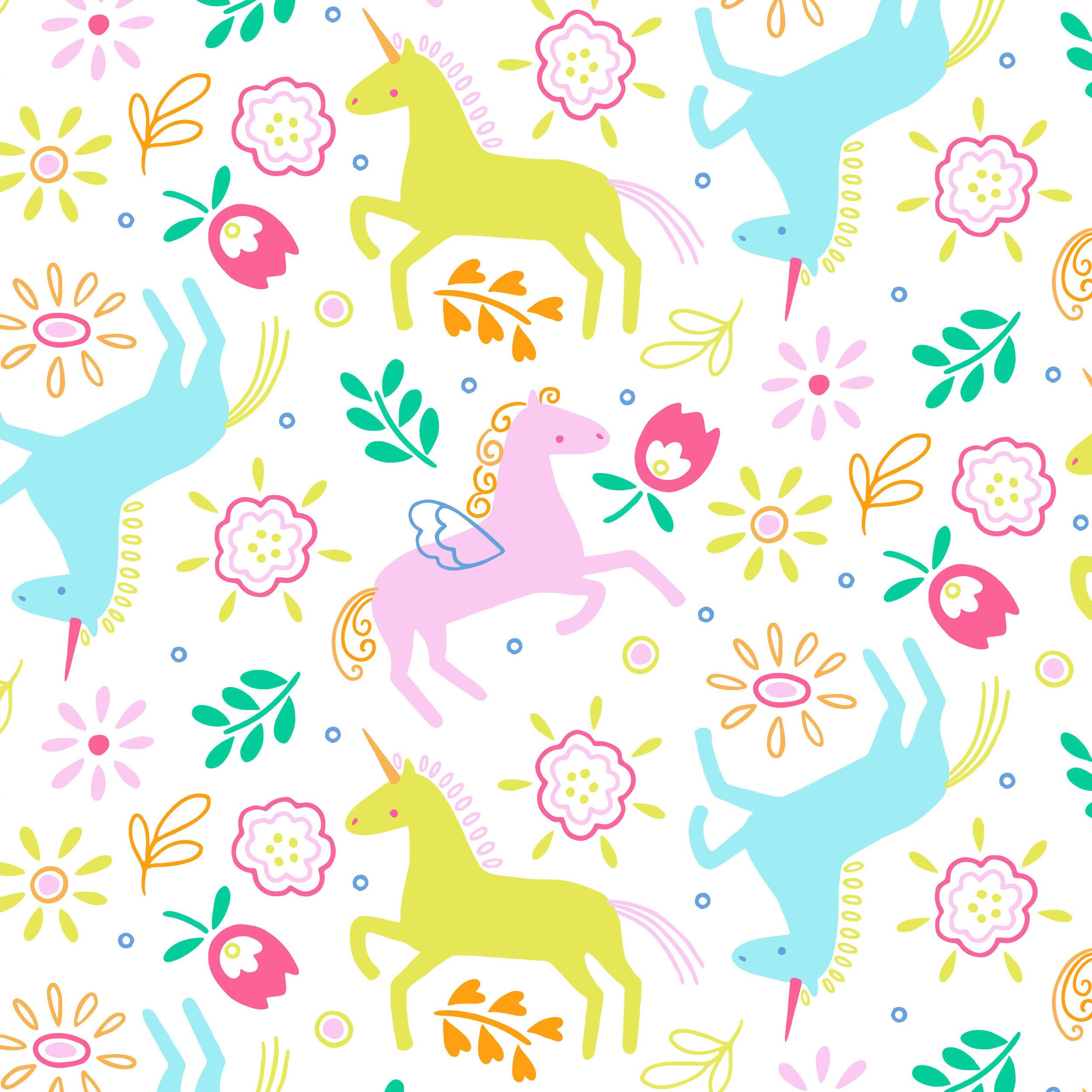 original childrenswear print sold through Five Points Graphics