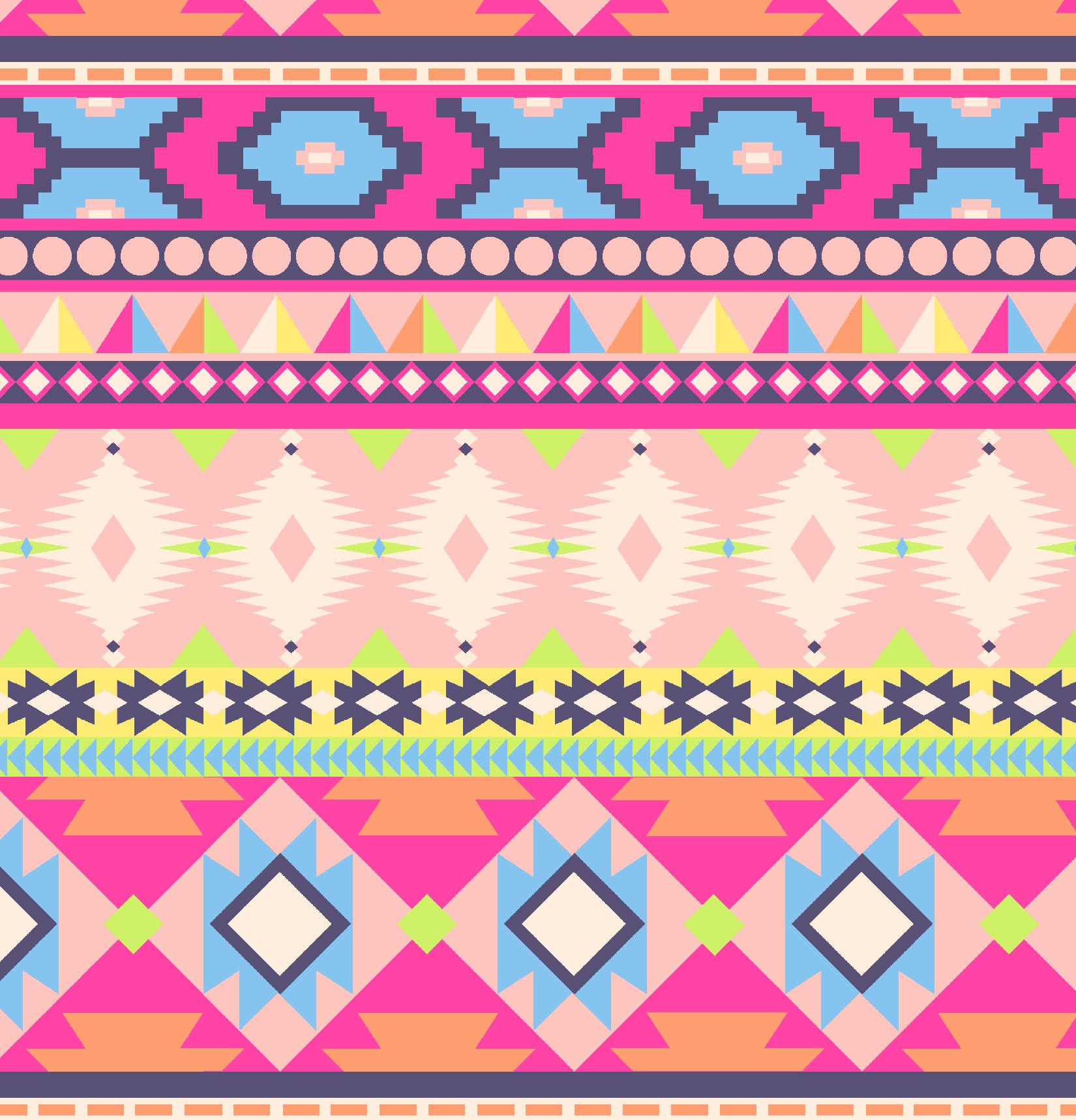 a geometric print designed for Stella & Dot