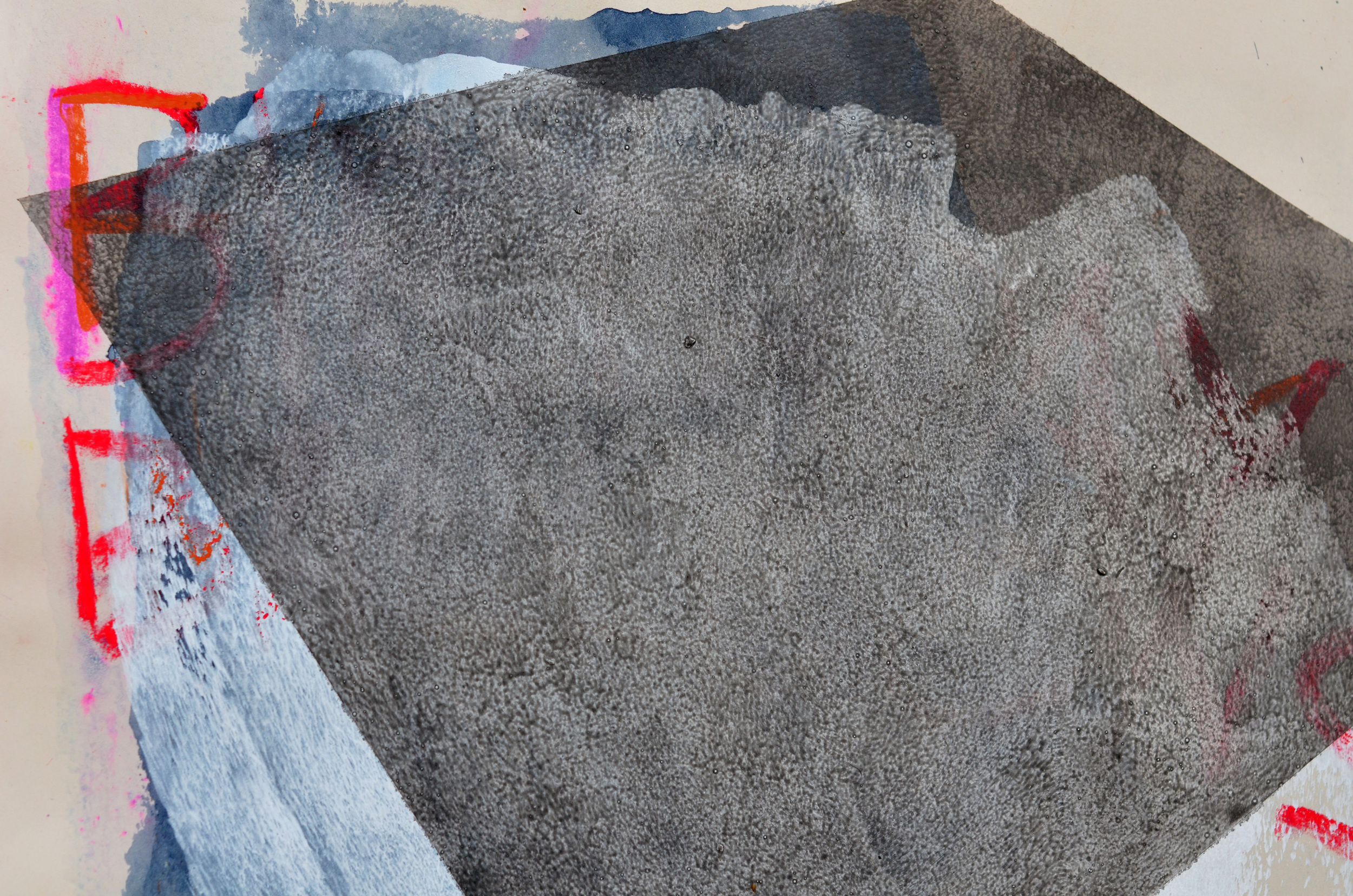Heather Day Paintings: Detail