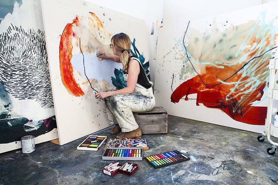 Ready, Set: New Paintings | Heather Day Journal