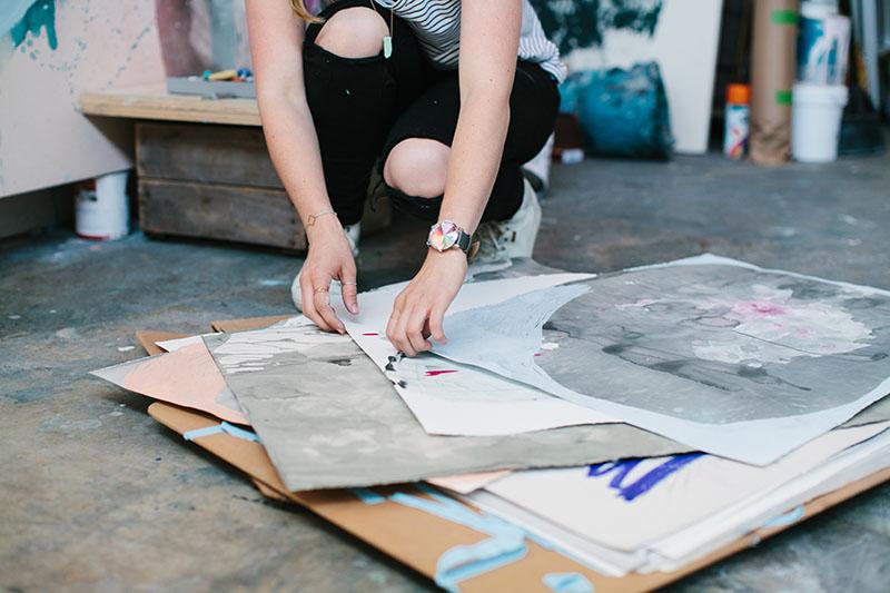 method in the Studio | Heather Day Journal