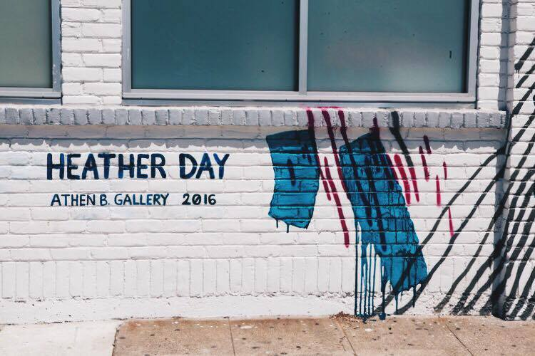 Walls to Paint Open | Heather Day Journal